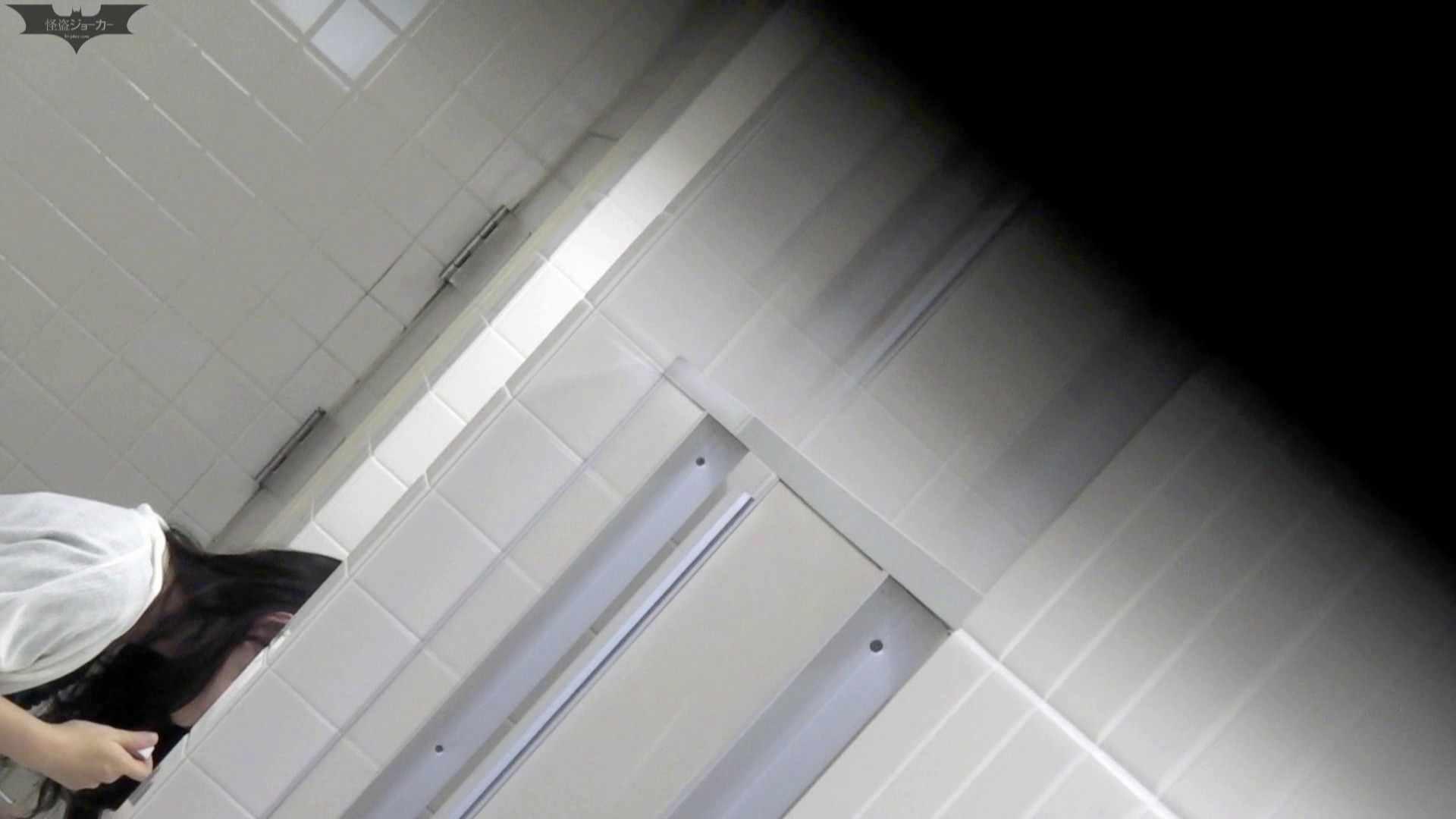 お銀 vol.68 無謀に通路に飛び出て一番明るいフロント撮り実現、見所満載 OL | 美人コレクション  57連発 38
