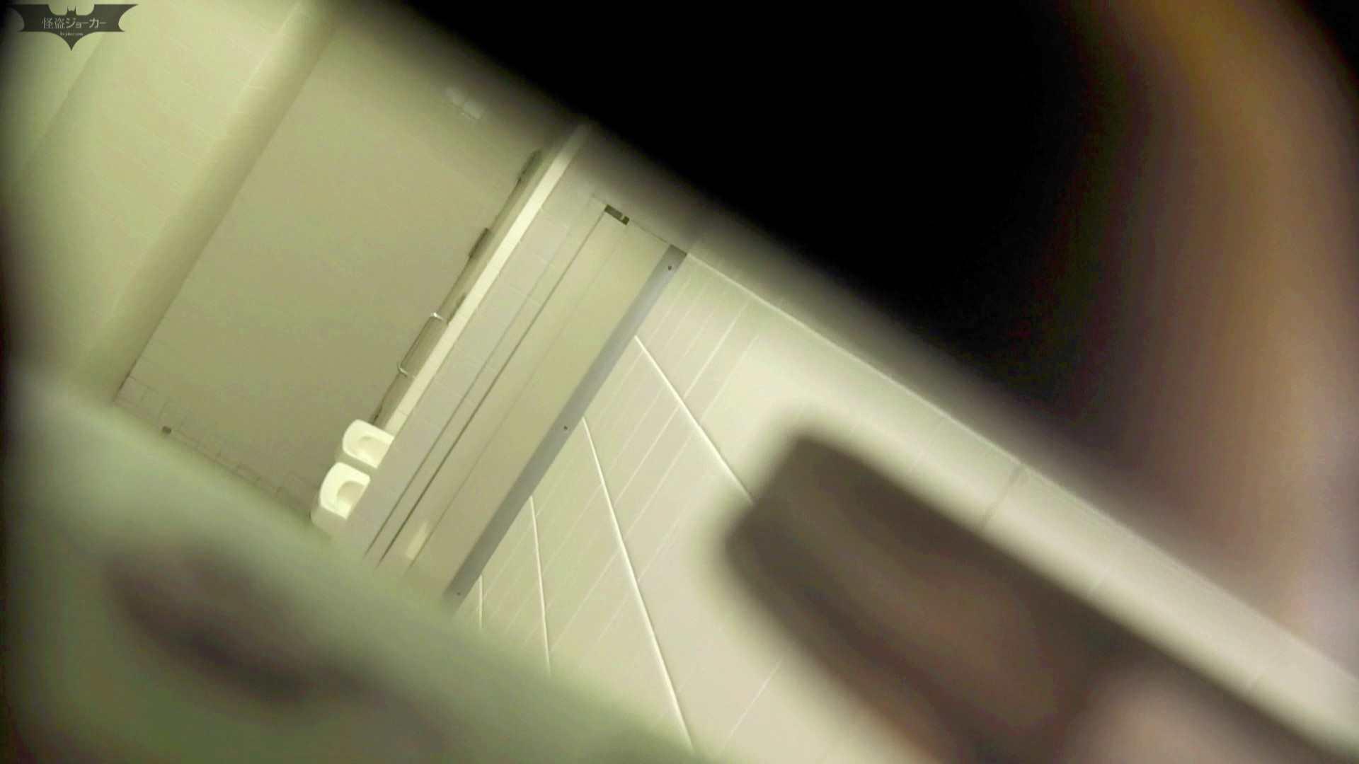 お銀 vol.68 無謀に通路に飛び出て一番明るいフロント撮り実現、見所満載 OL | 美人コレクション  57連発 41