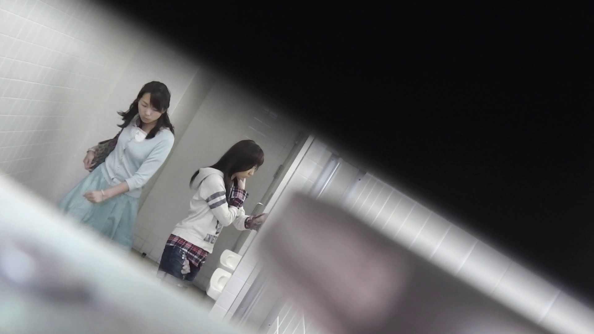 お銀さんの「洗面所突入レポート!!」Nol.9 洗面所着替え   美人コレクション  37連発 26