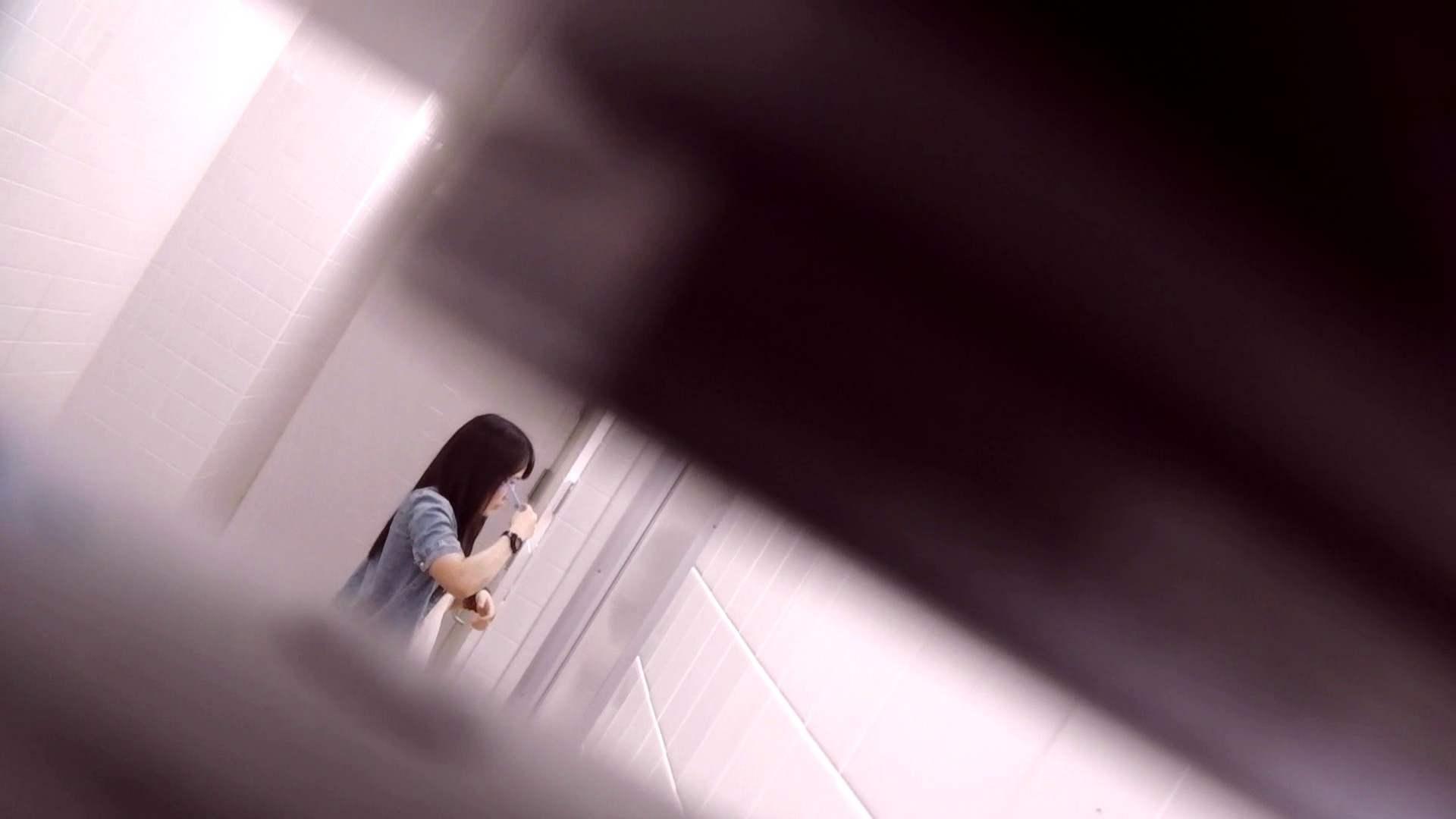 お銀さんの「洗面所突入レポート!!」Nol.13 OL | 美人コレクション  40連発 4