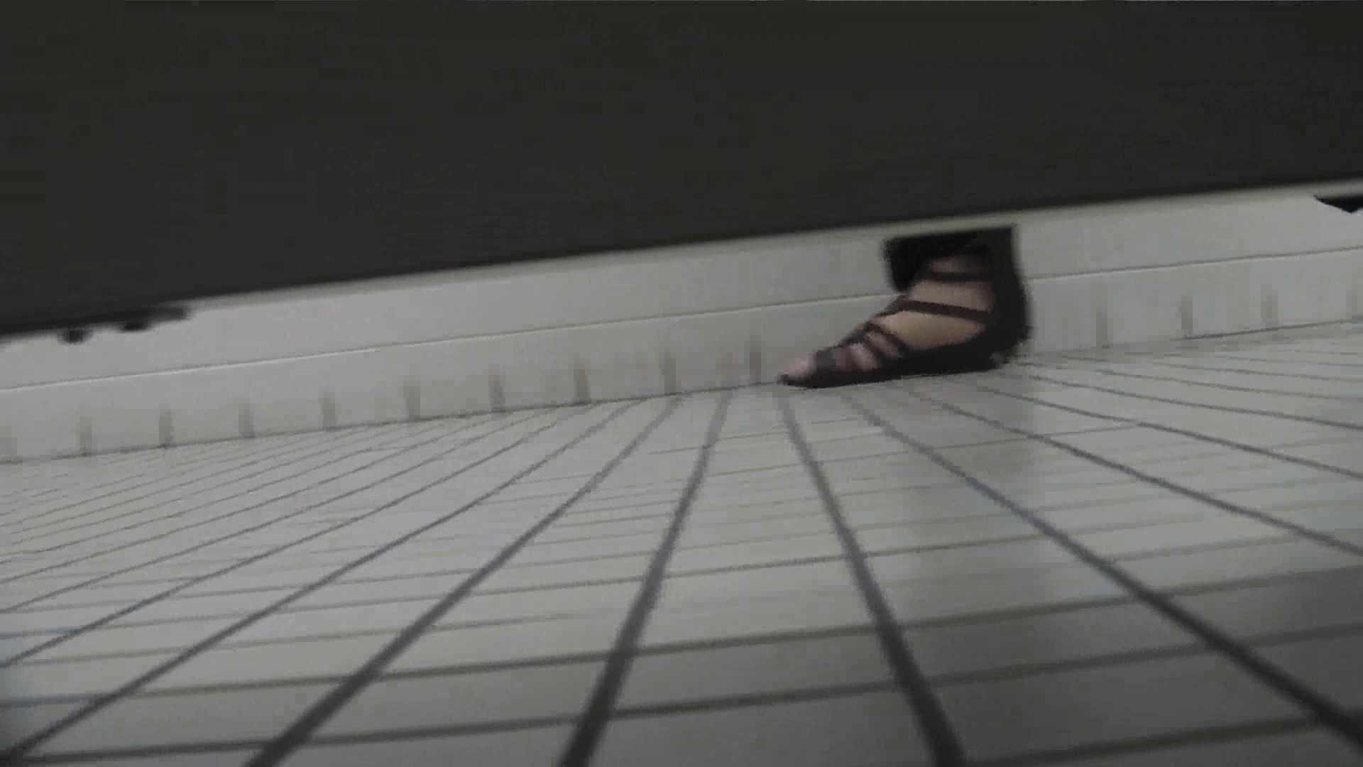 お銀さんの「洗面所突入レポート!!」 vol.30 粒ぞろい 洗面所着替え   美人コレクション  61連発 2
