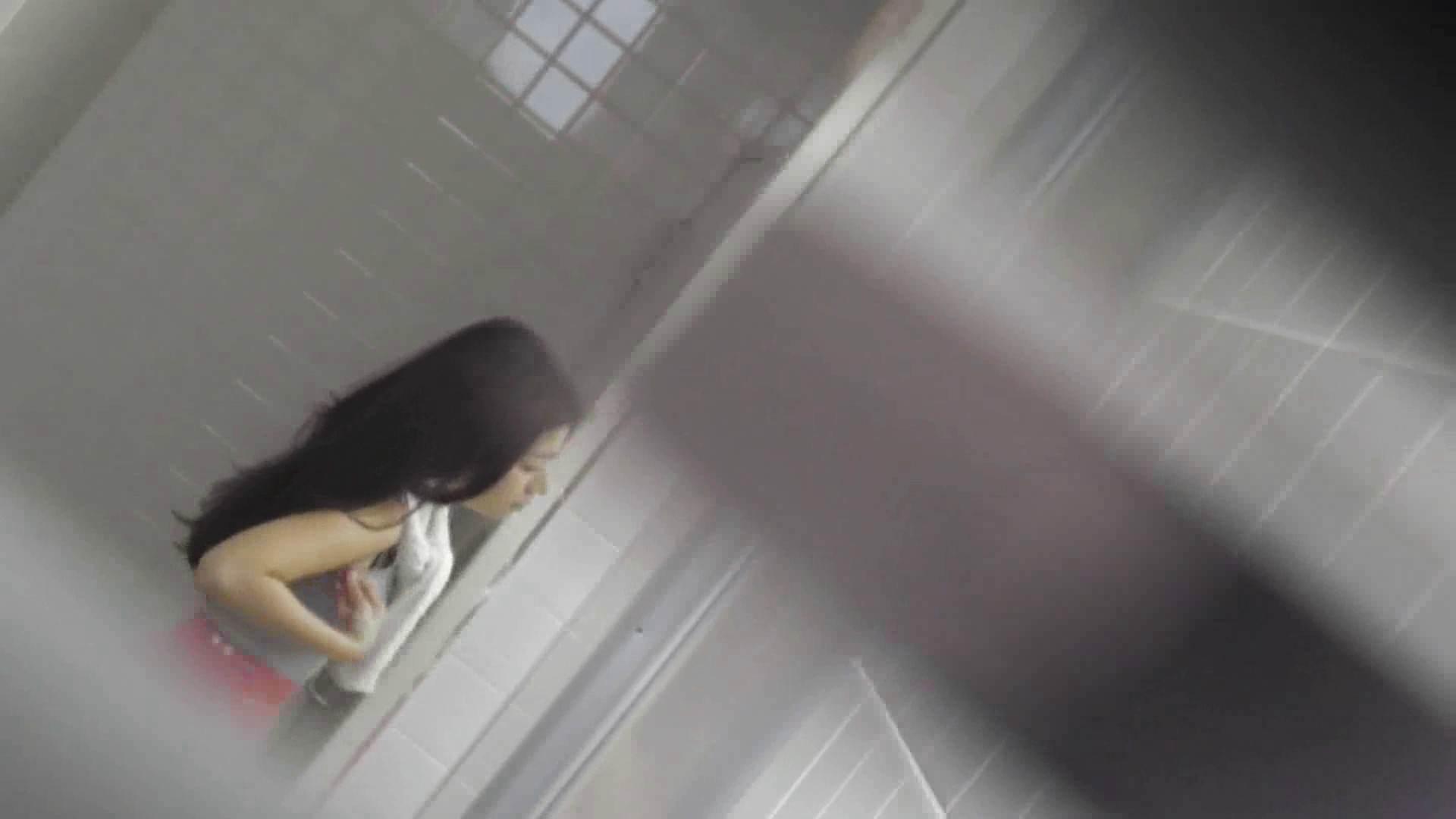 お銀さんの「洗面所突入レポート!!」 vol.30 粒ぞろい 洗面所着替え   美人コレクション  61連発 12