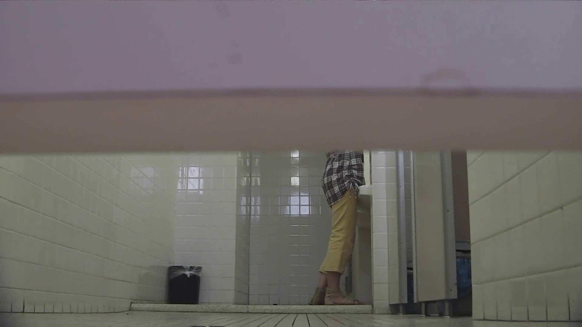 お銀さんの「洗面所突入レポート!!」 vol.30 粒ぞろい 洗面所着替え   美人コレクション  61連発 47