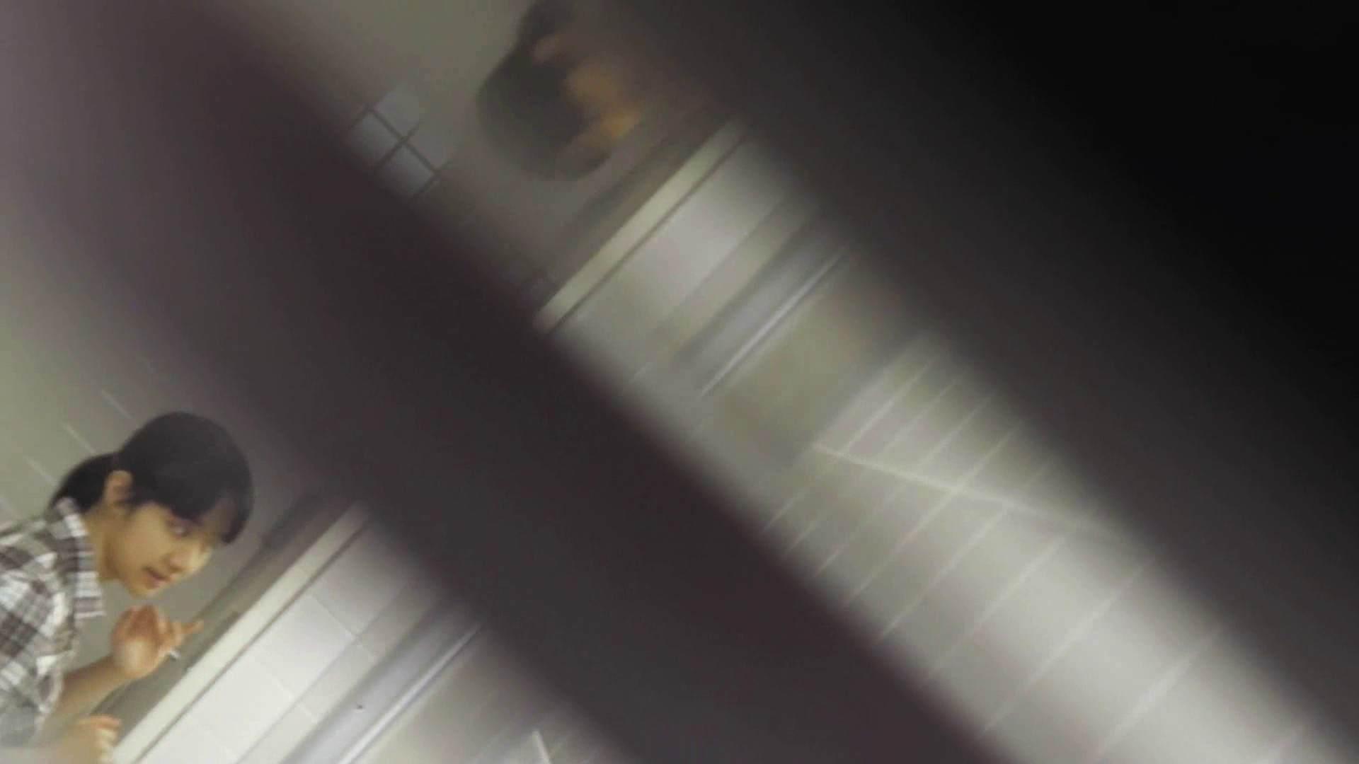 お銀さんの「洗面所突入レポート!!」 vol.30 粒ぞろい 洗面所着替え   美人コレクション  61連発 49