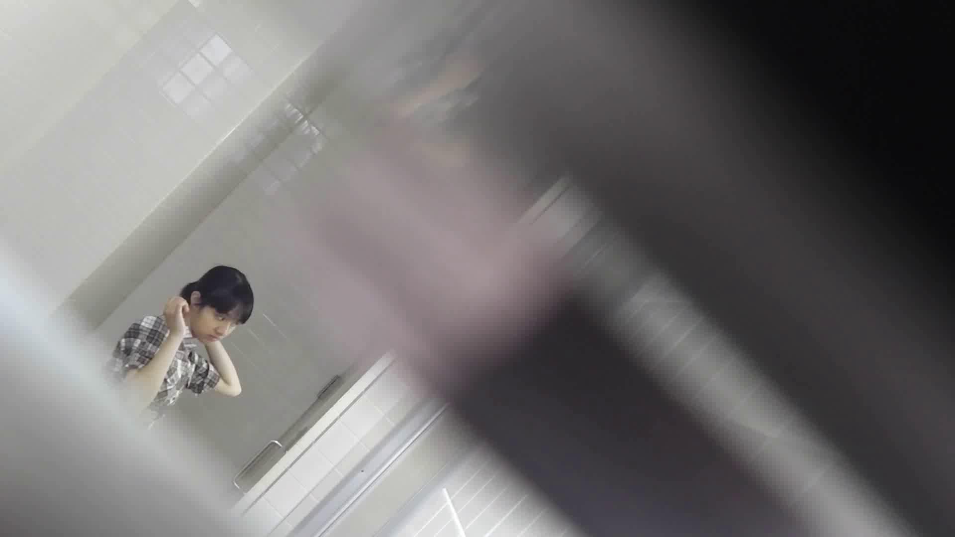 お銀さんの「洗面所突入レポート!!」 vol.30 粒ぞろい 洗面所着替え   美人コレクション  61連発 50
