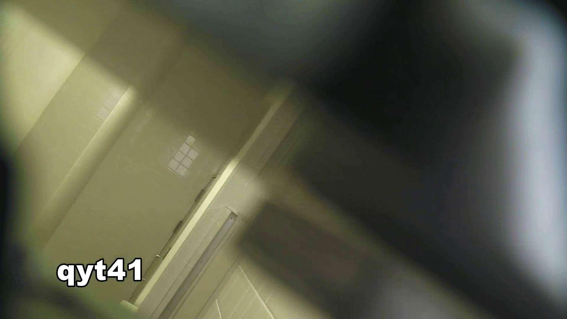 お銀さんの「洗面所突入レポート!!」 vol.41 ジャジャ漏れ 洗面所着替え   OL  43連発 13