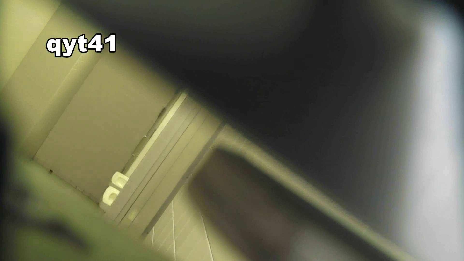 お銀さんの「洗面所突入レポート!!」 vol.41 ジャジャ漏れ 洗面所着替え   OL  43連発 26