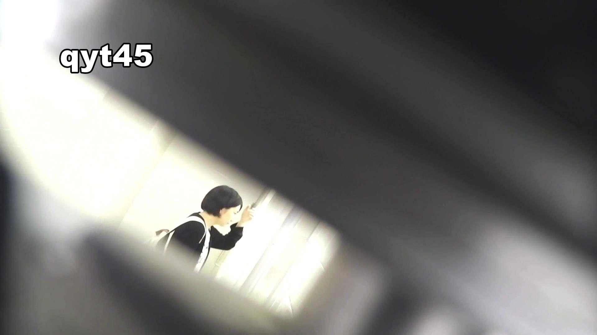 お銀さんの「洗面所突入レポート!!」 vol.45 枝分かれ清楚さん OL   美人コレクション  38連発 2