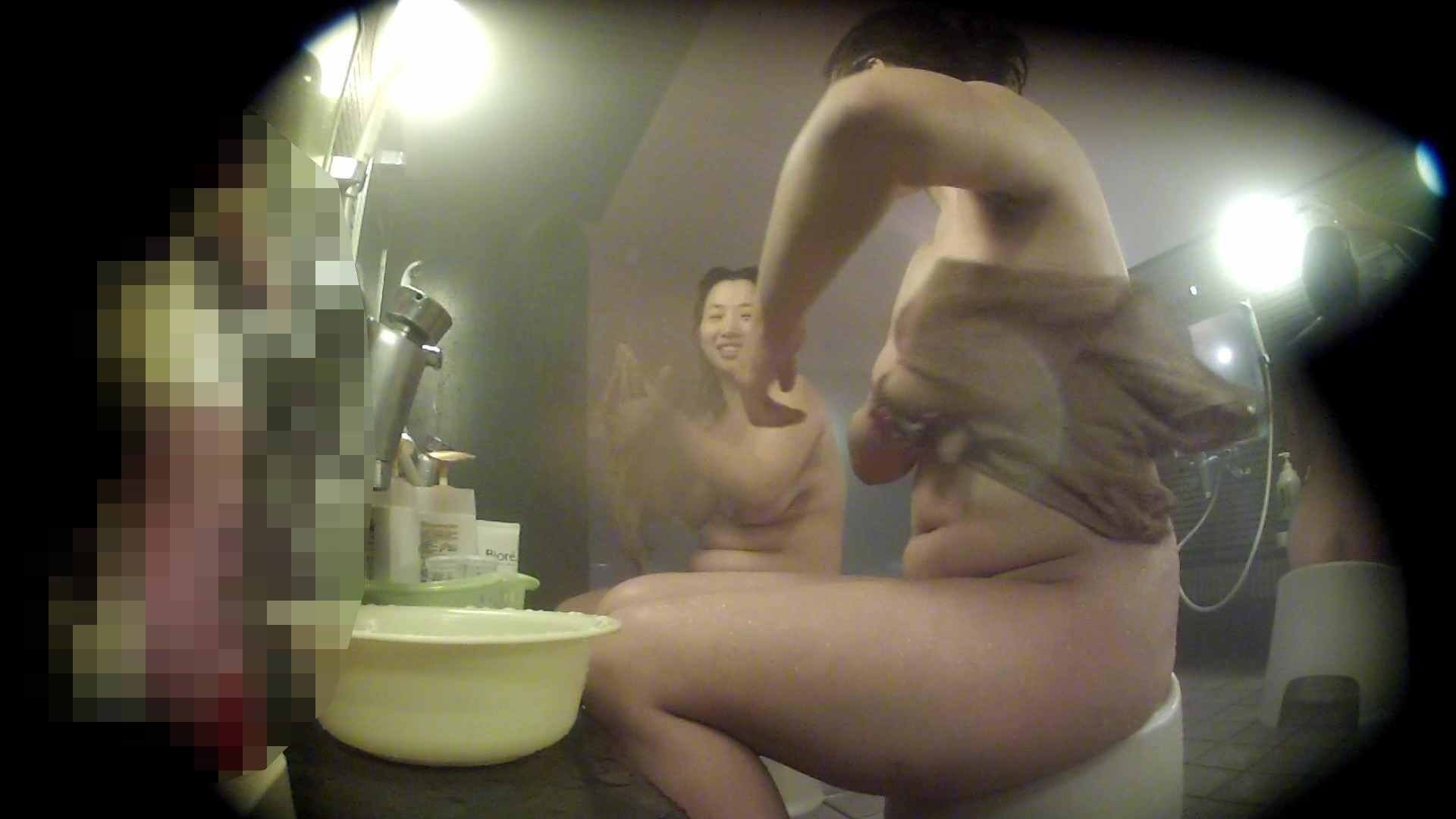 ハイビジョン 洗い場!豊満な乳が大地へと・・・乳輪の大きさは人それぞれ 銭湯 | 潜入エロ調査  36連発 8