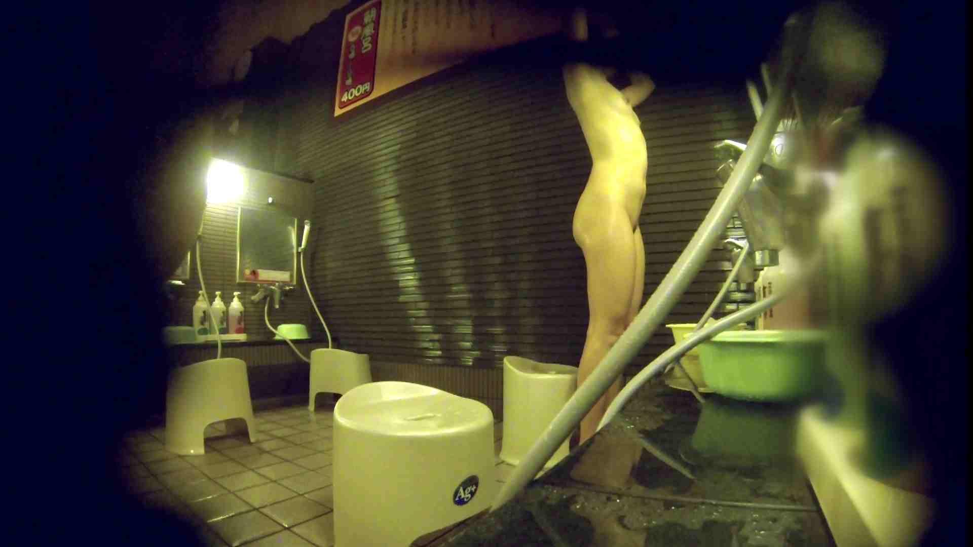 洗い場!しかし・・・綺麗な顔をしてますね。結婚したいな。 潜入エロ調査 | 銭湯  72連発 9