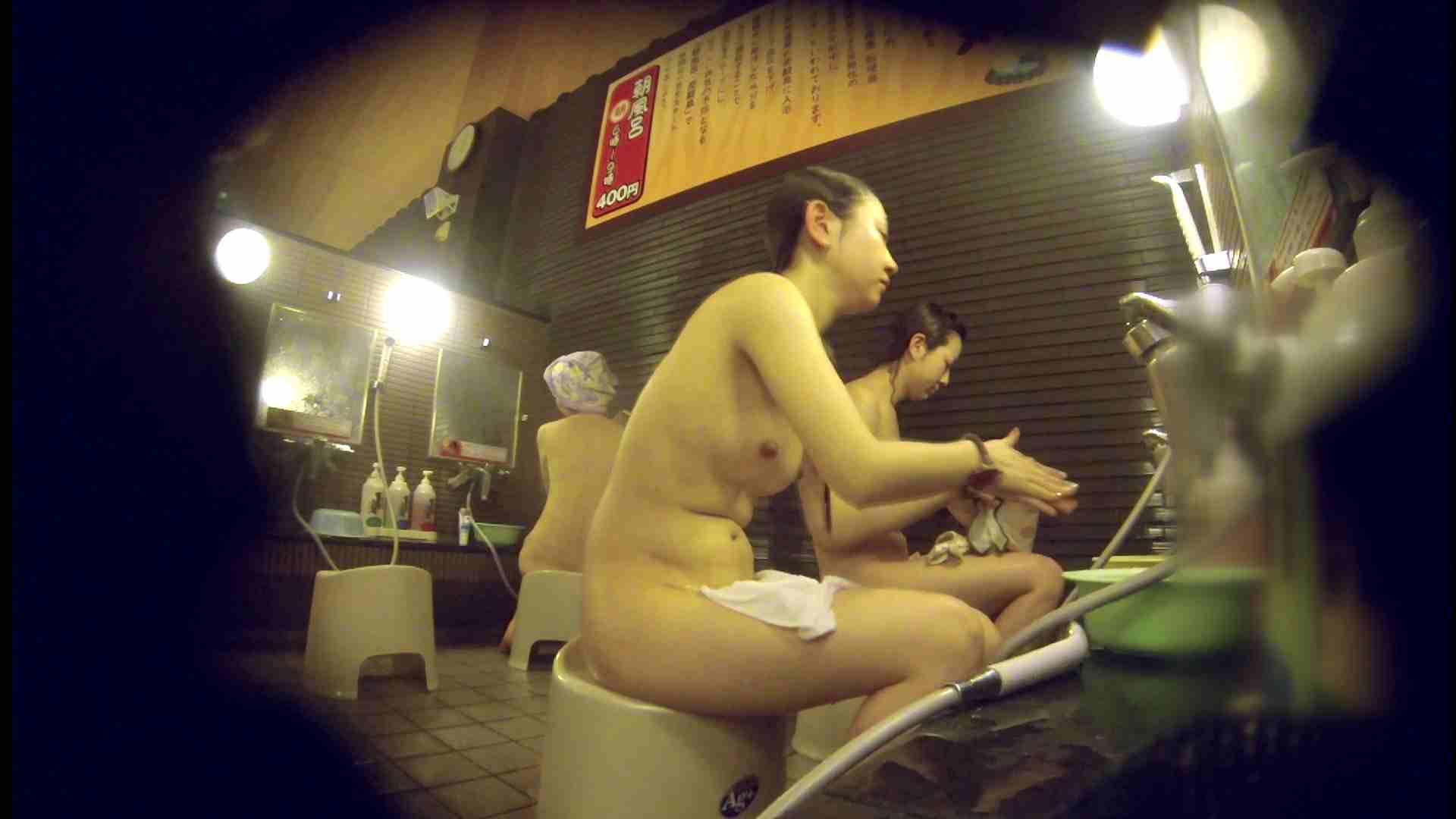 洗い場!しかし・・・綺麗な顔をしてますね。結婚したいな。 潜入エロ調査 | 銭湯  72連発 22