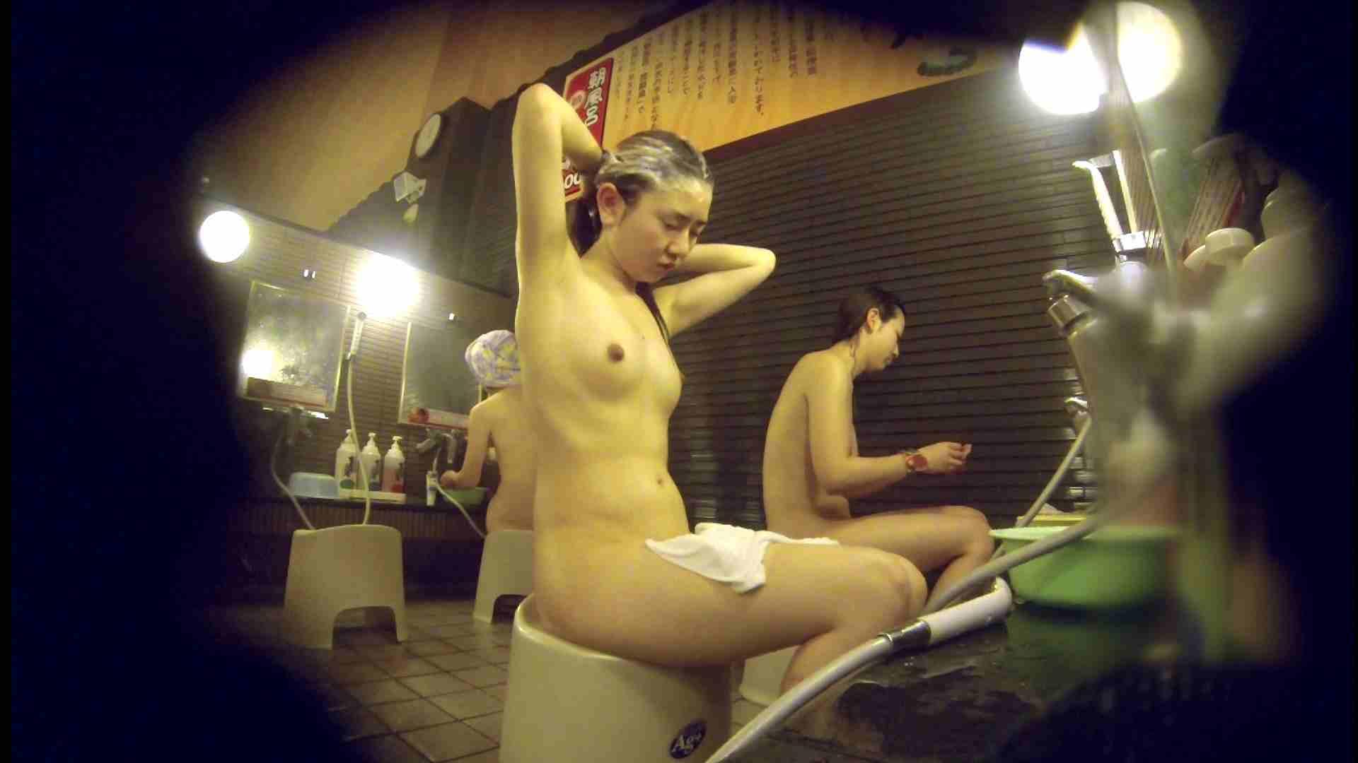 洗い場!しかし・・・綺麗な顔をしてますね。結婚したいな。 潜入エロ調査 | 銭湯  72連発 31