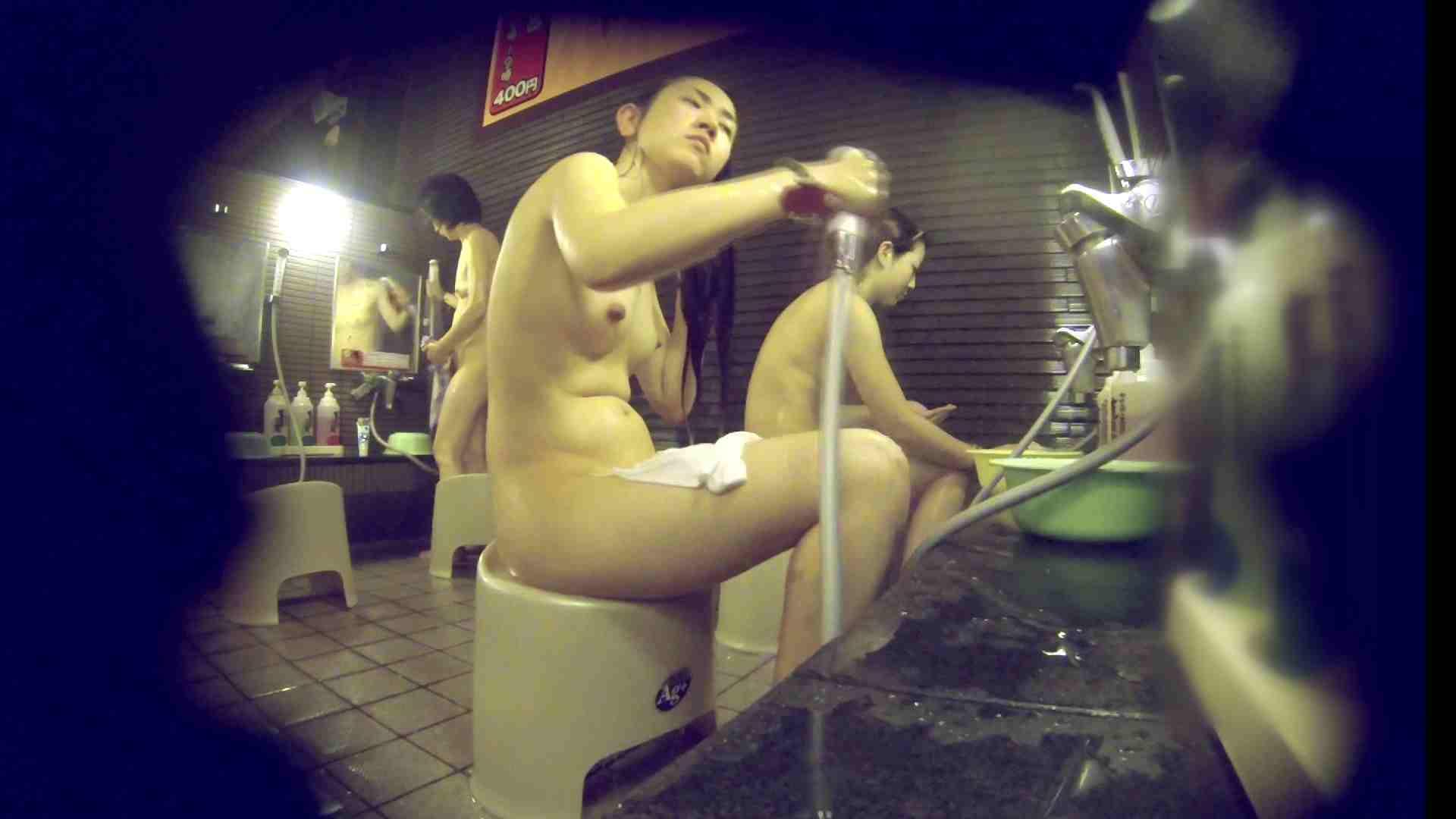 洗い場!しかし・・・綺麗な顔をしてますね。結婚したいな。 潜入エロ調査 | 銭湯  72連発 72