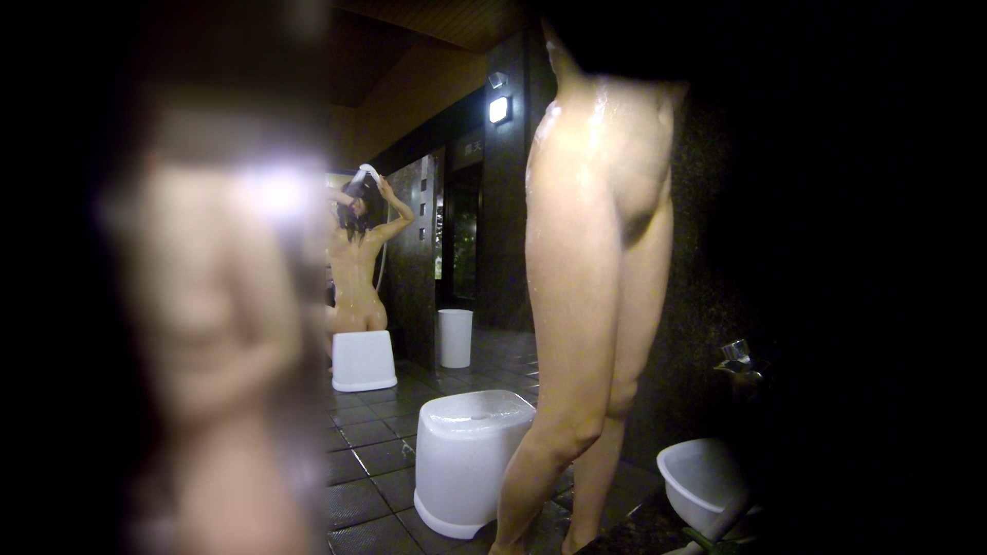 洗い場!SAM似のアラサーさん 潜入エロ調査   銭湯  75連発 57
