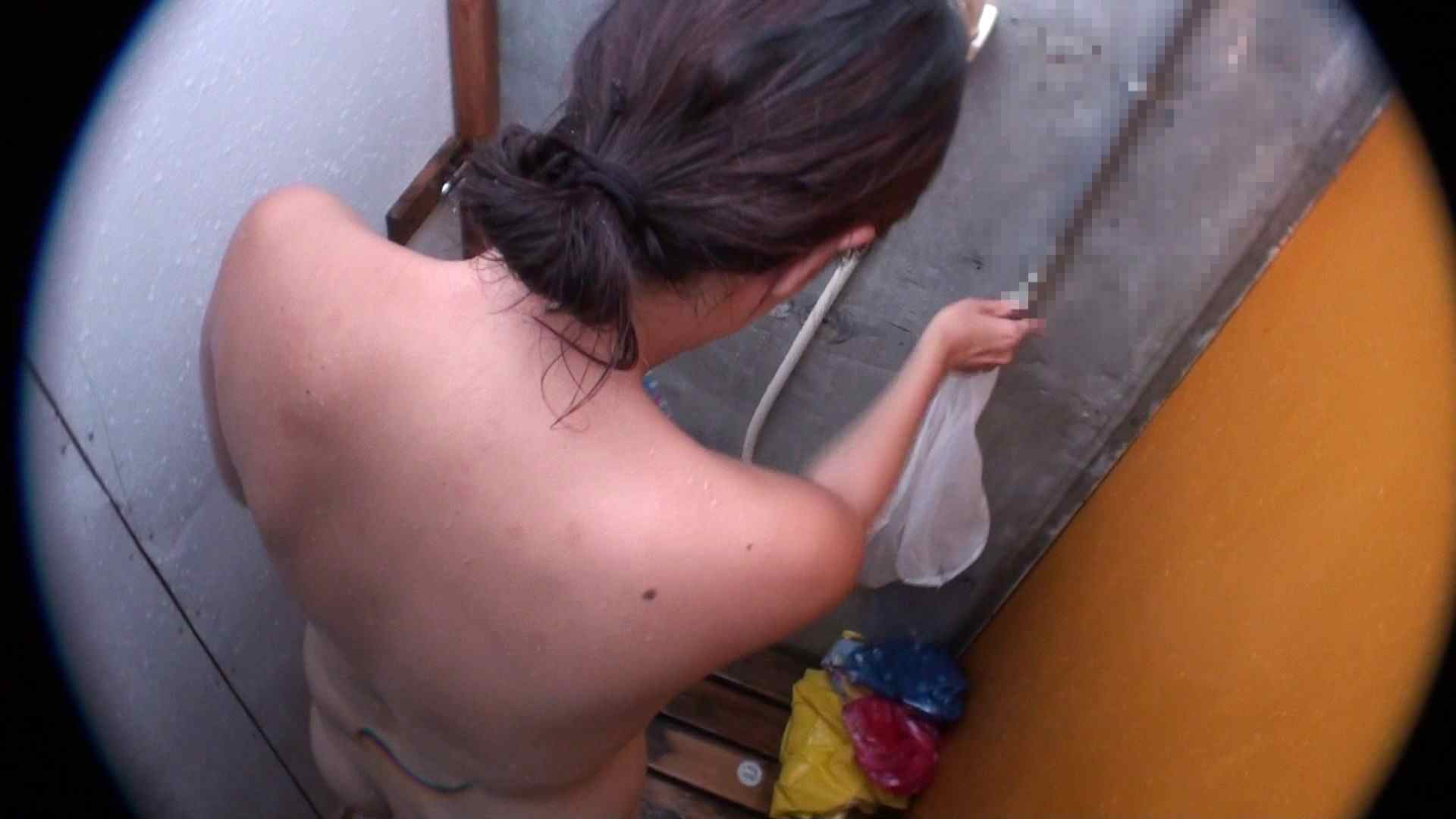ハイビジョンVol.31 清楚なママのパンツはティーバック シャワー中 | OL  58連発 45