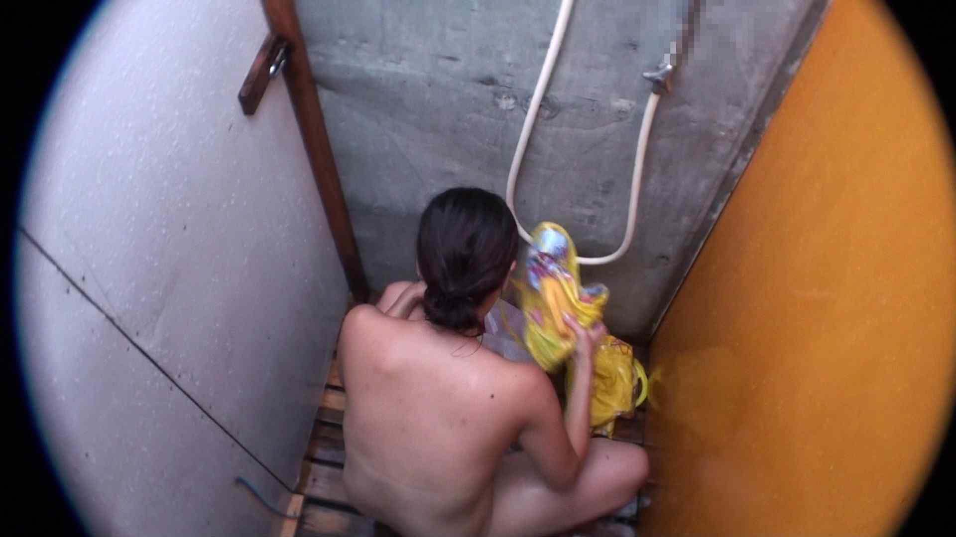 ハイビジョンVol.31 清楚なママのパンツはティーバック シャワー中 | OL  58連発 50