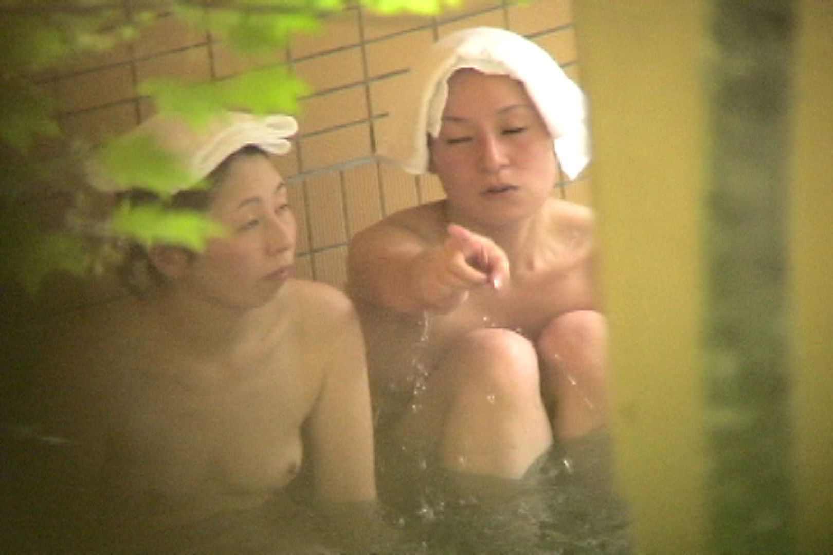 No.9 学生時代からの親友です的OL仲良し二人の少し弛んだ肉体 OL   露天風呂の女達  24連発 9