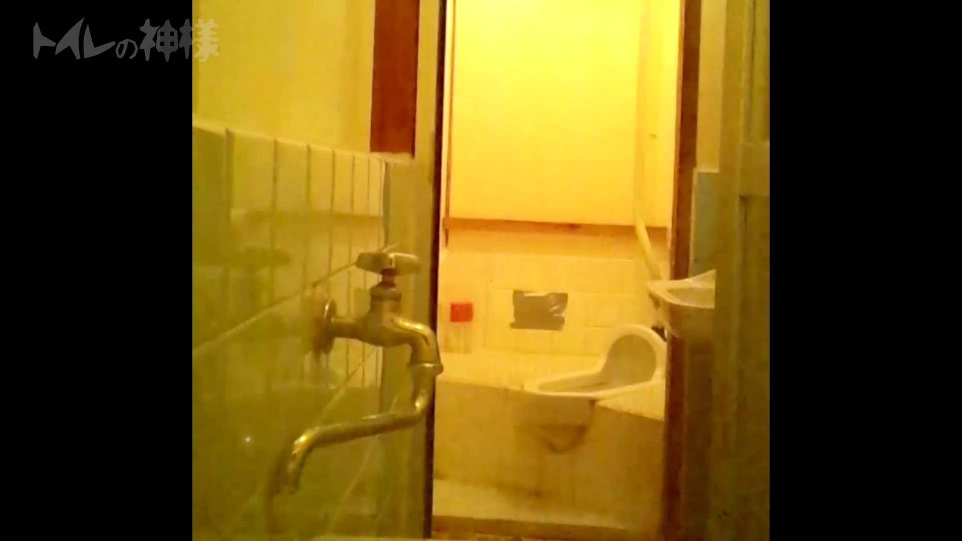 トイレの神様 Vol.08 プリントしたお・し・り トイレ中 | OL  46連発 36
