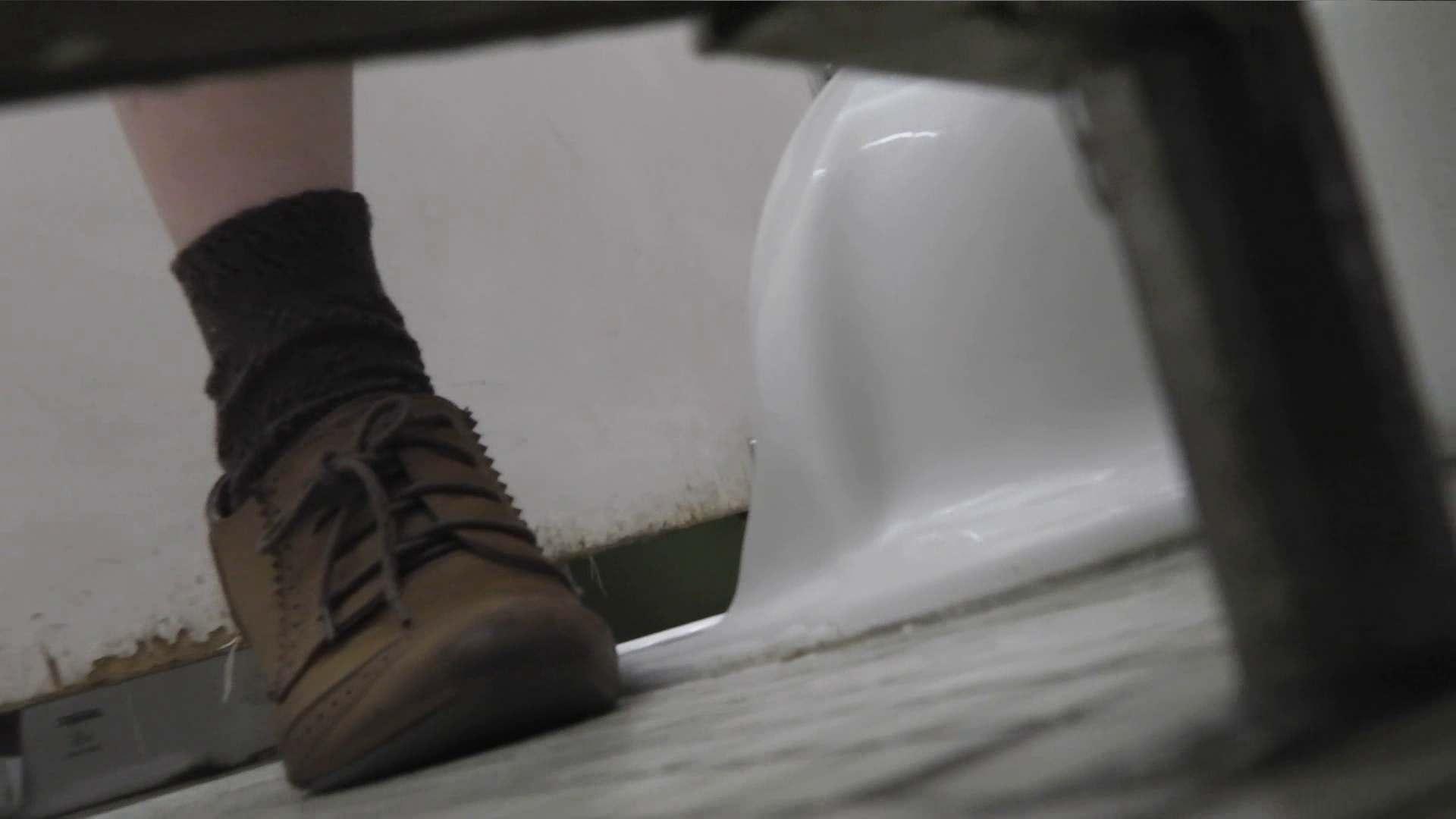 洗面所特攻隊 vol.001 清楚な美脚さん 洗面所着替え | OL  70連発 18