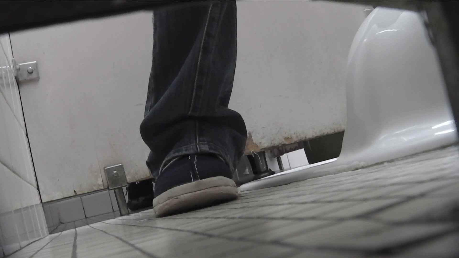 洗面所特攻隊 vol.001 清楚な美脚さん 洗面所着替え | OL  70連発 64