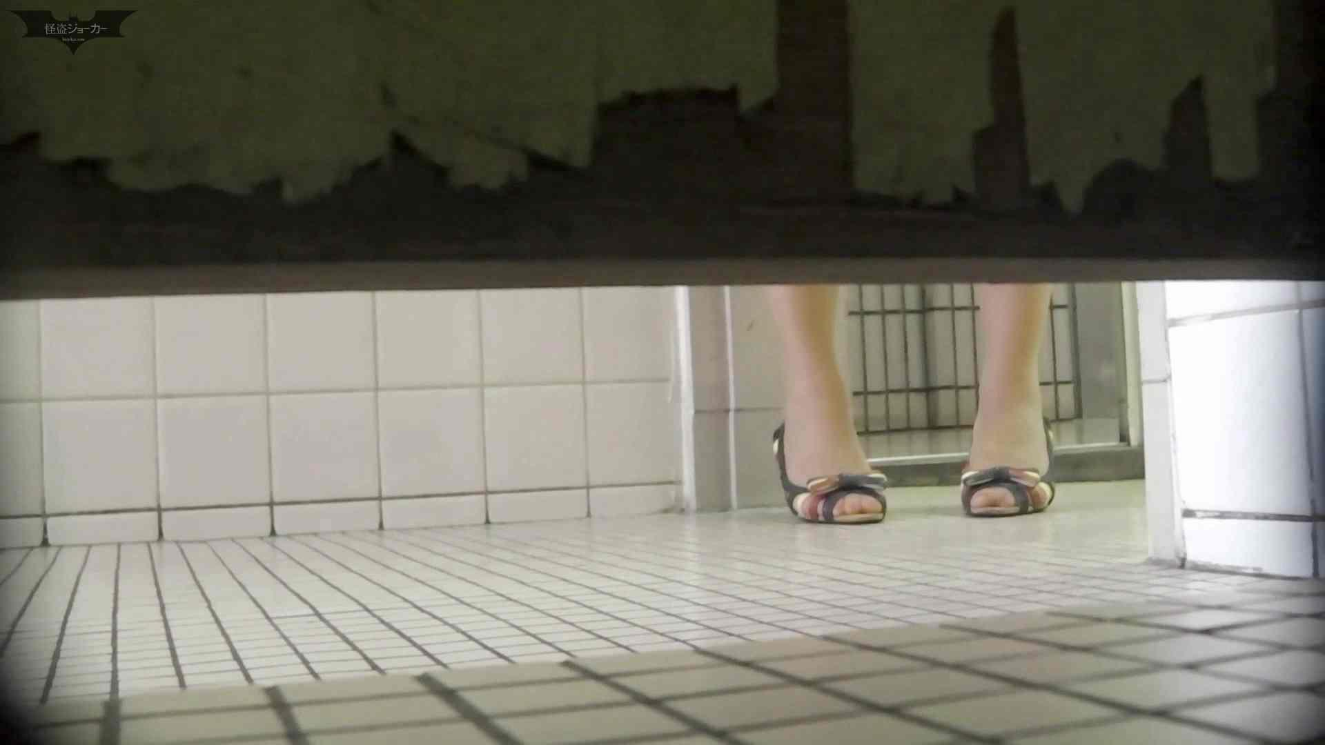 洗面所特攻隊 vol.66 珍事件発生!! 「指」で出【2015・05位】 洗面所着替え | OL  30連発 13
