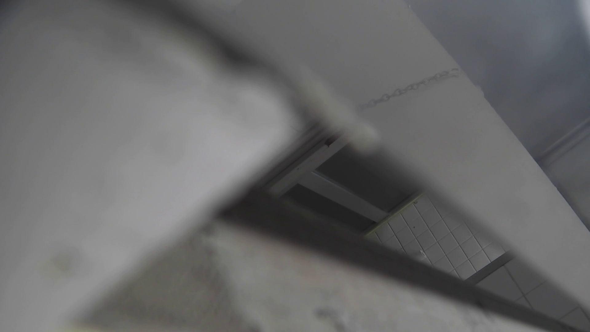 洗面所特攻隊 vol.020 びにょ~ん 洗面所着替え   OL  65連発 8