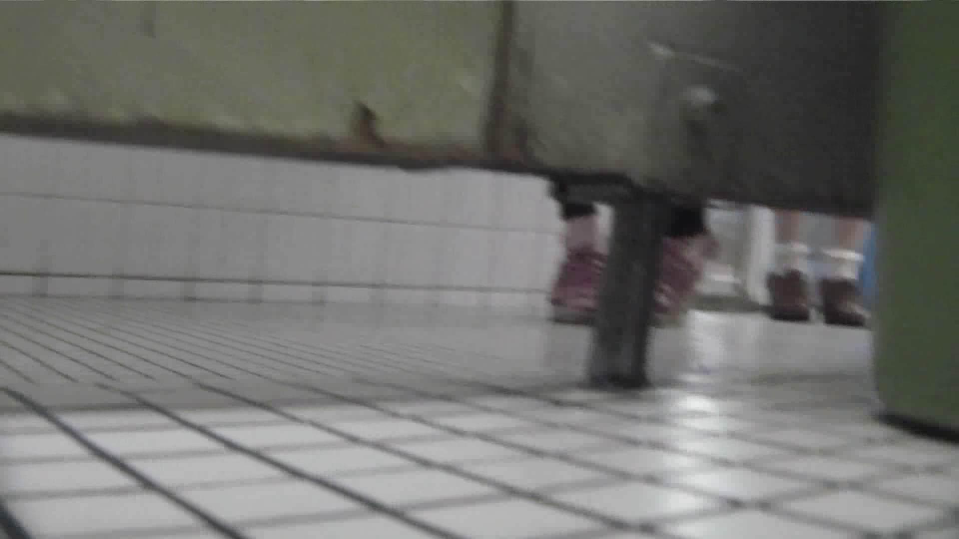 洗面所特攻隊 vol.020 びにょ~ん 洗面所着替え   OL  65連発 23
