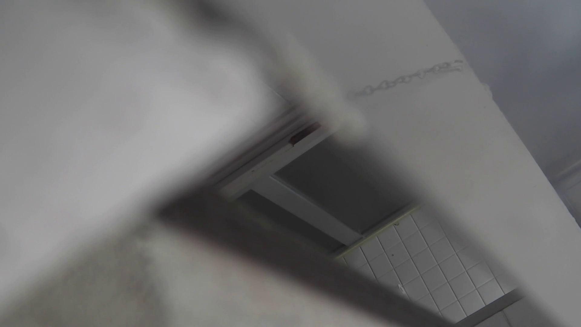洗面所特攻隊 vol.020 びにょ~ん 洗面所着替え   OL  65連発 57