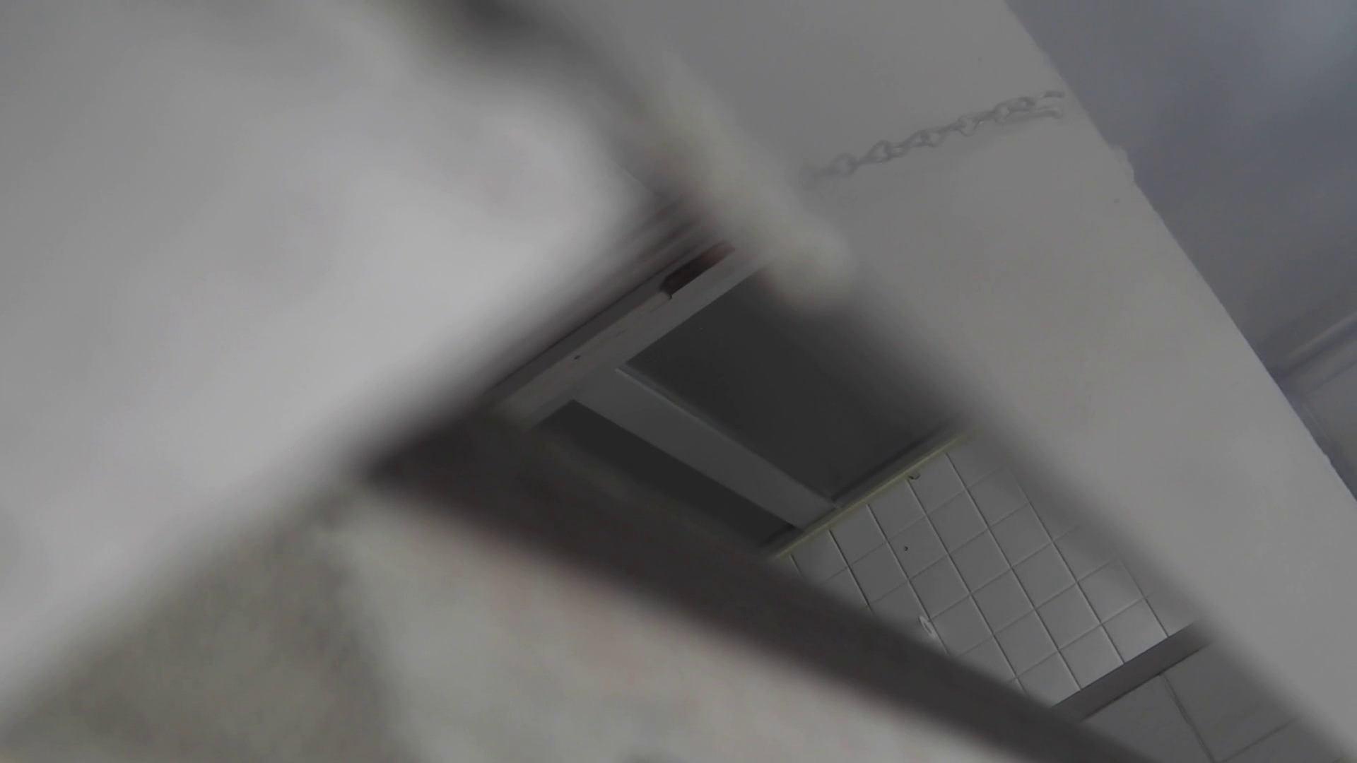 洗面所特攻隊 vol.020 びにょ~ん 洗面所着替え   OL  65連発 58
