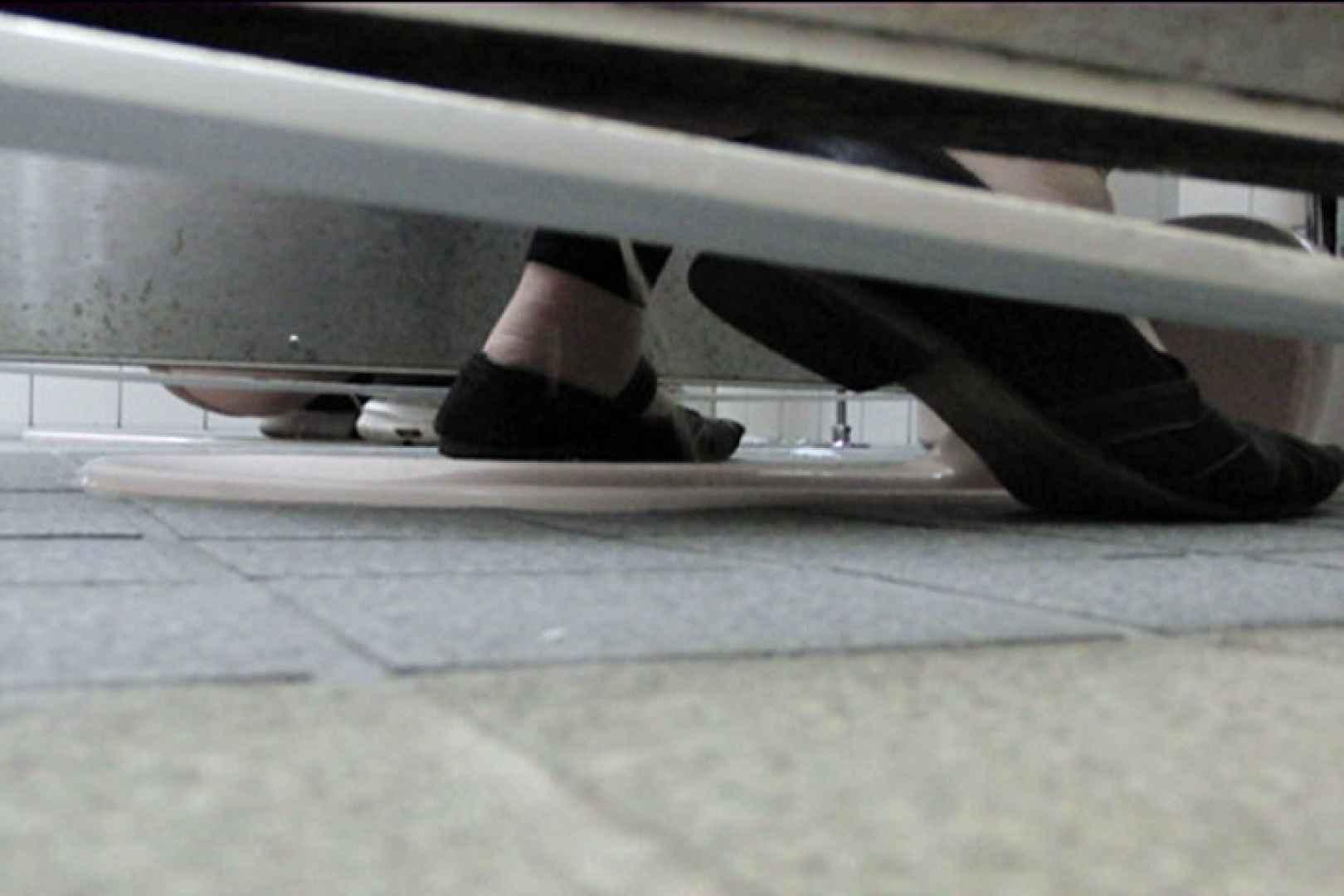 洗面所固定カメラ撮影 オムニバスNol.1 OL   洗面所着替え  81連発 31