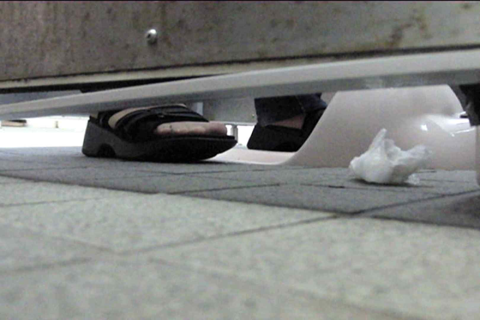 洗面所固定カメラ撮影 オムニバスNol.1 OL   洗面所着替え  81連発 42