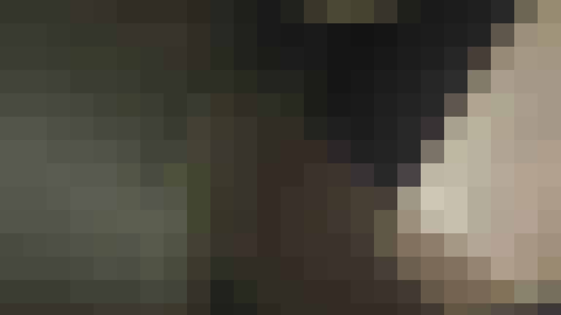阿国ちゃんの「和式洋式七変化」No.18 iBO(フタコブ) 洗面所着替え   和式  83連発 10