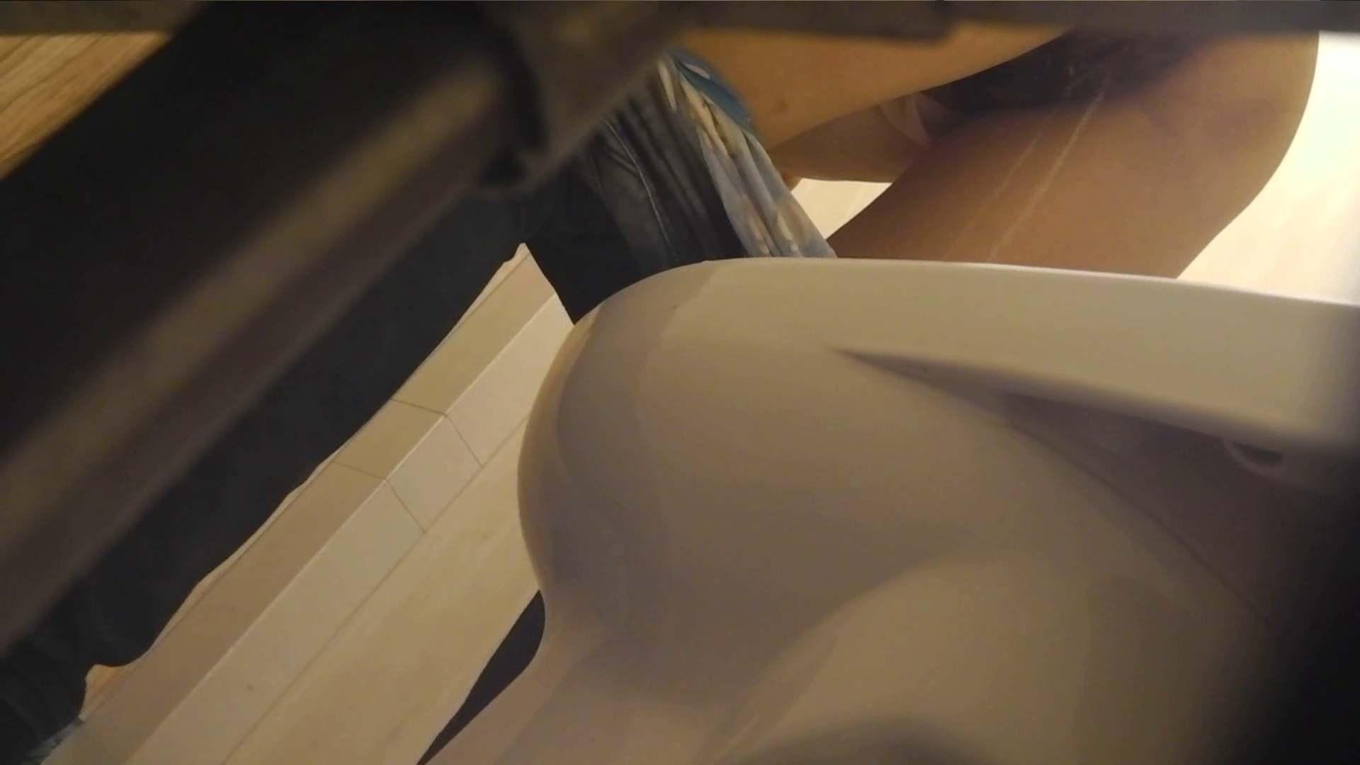 阿国ちゃんの「和式洋式七変化」No.18 iBO(フタコブ) 洗面所着替え   和式  83連発 23