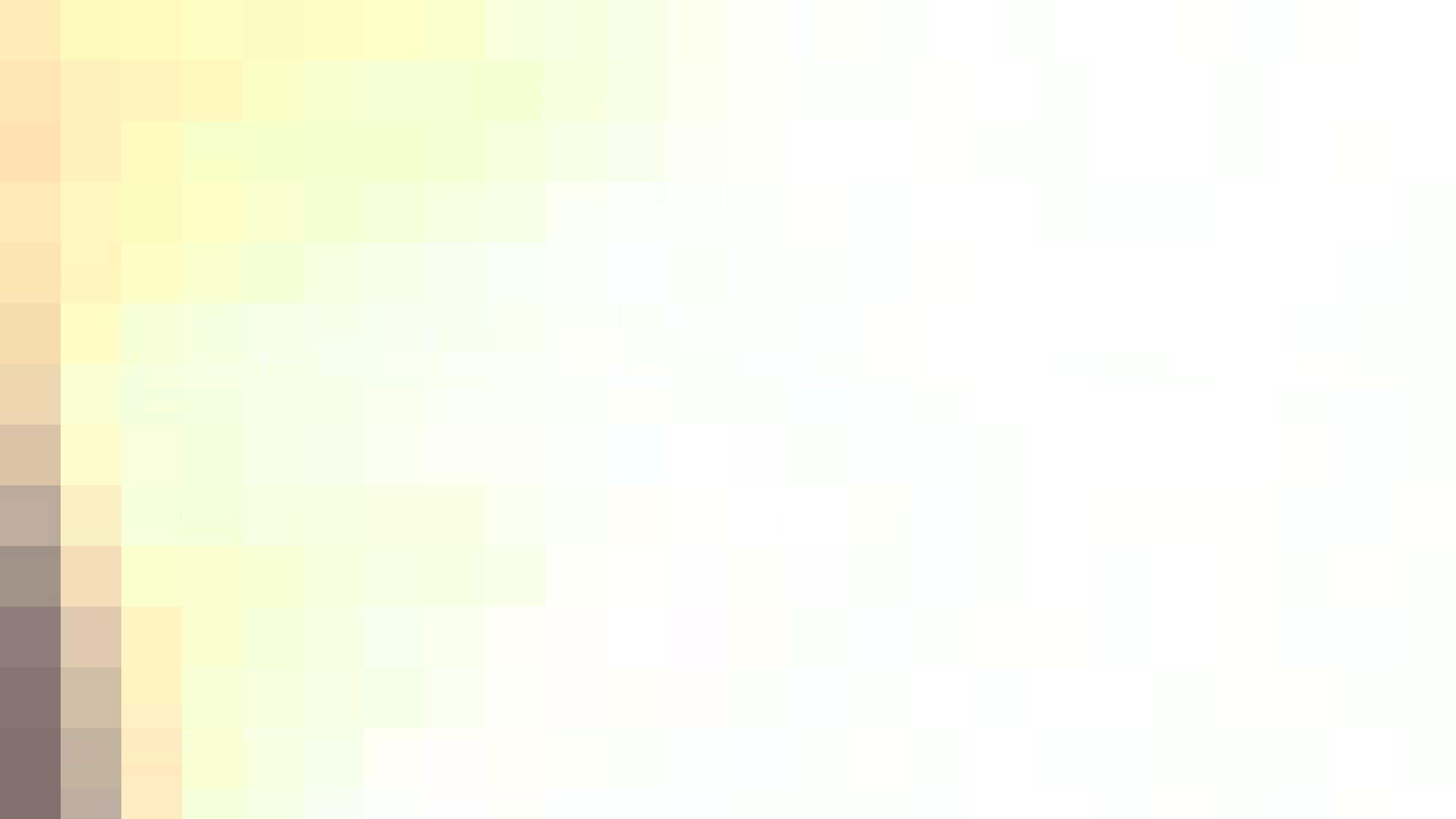 阿国ちゃんの「和式洋式七変化」No.18 iBO(フタコブ) 洗面所着替え   和式  83連発 30