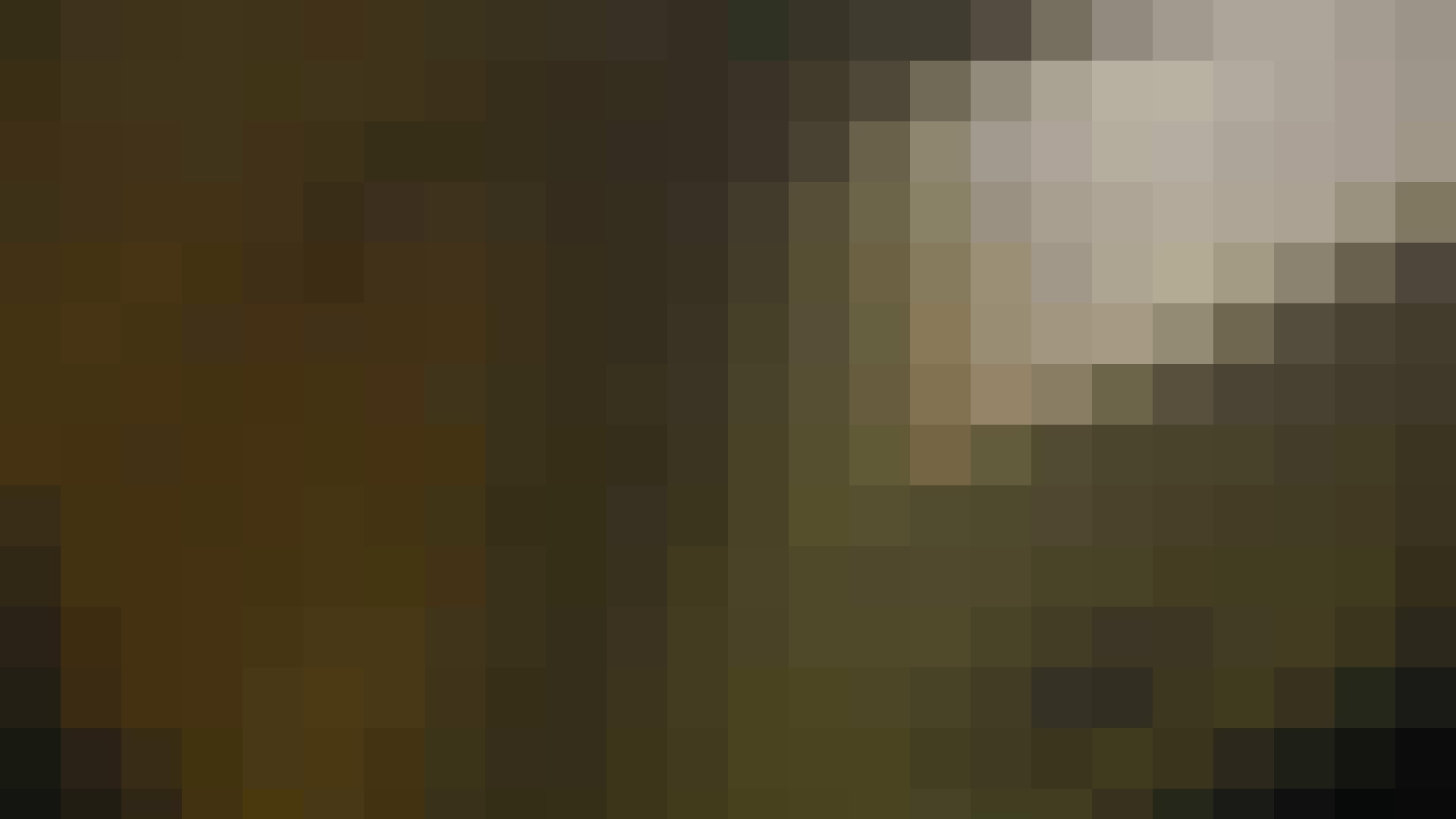 阿国ちゃんの「和式洋式七変化」No.18 iBO(フタコブ) 洗面所着替え   和式  83連発 67