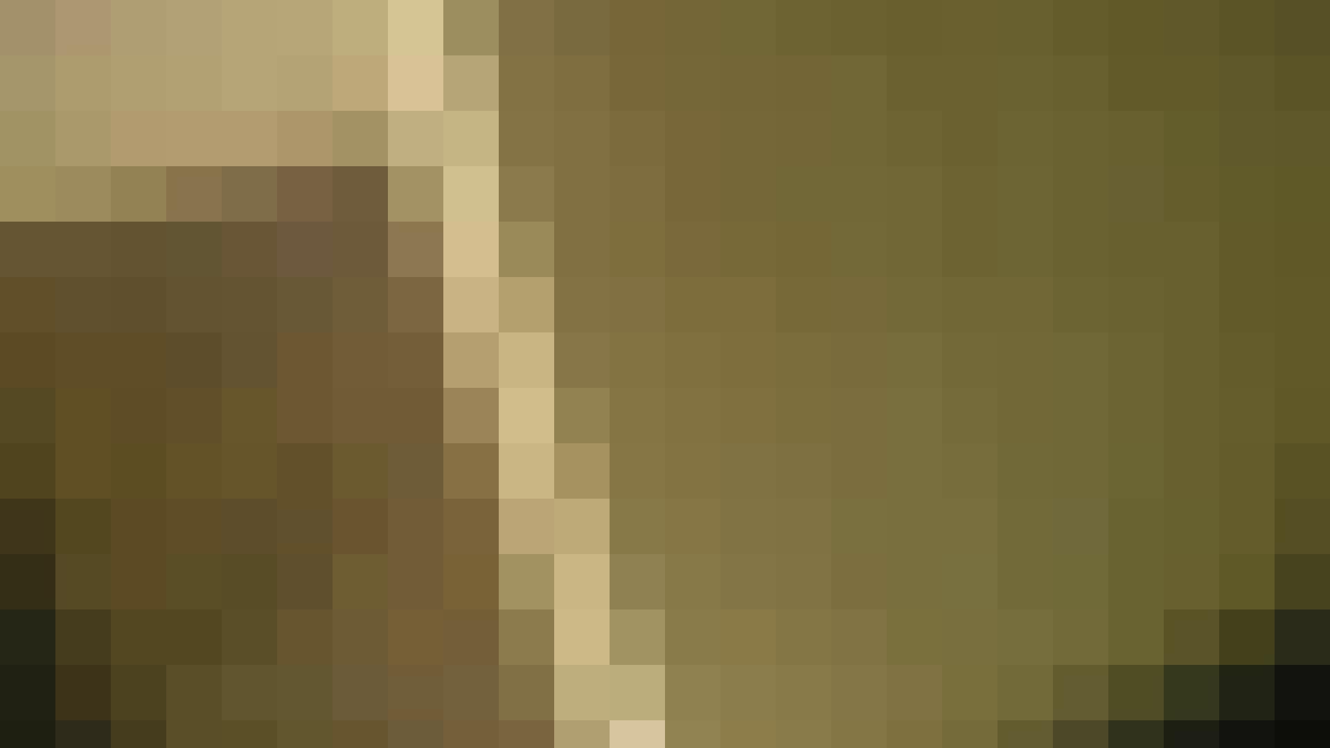 阿国ちゃんの「和式洋式七変化」No.18 iBO(フタコブ) 洗面所着替え   和式  83連発 70
