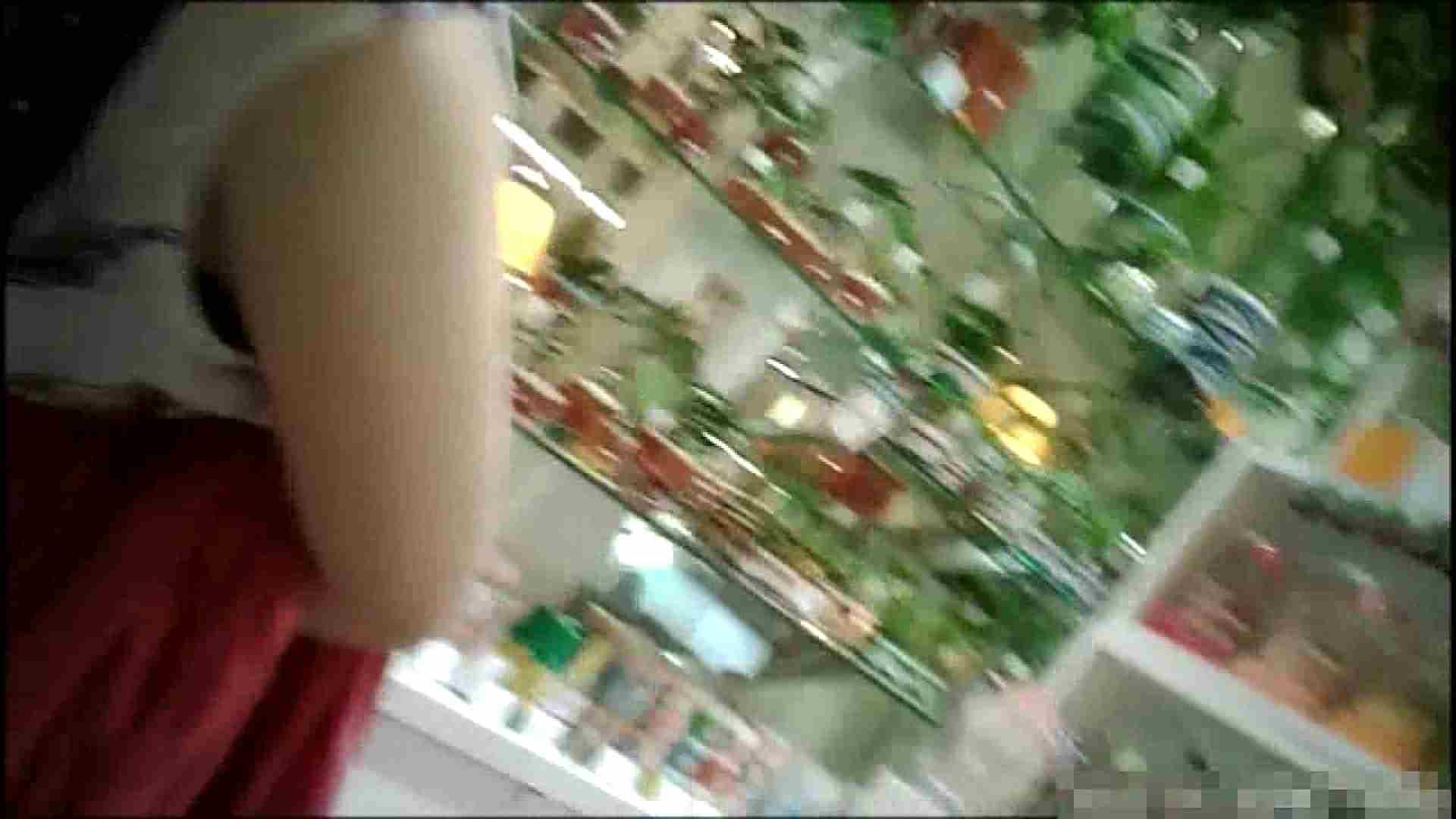 NO.1 普段から胸元がゆるい友達【某ファッションビル内の雑貨屋】 友人 | 胸チラ  68連発 24