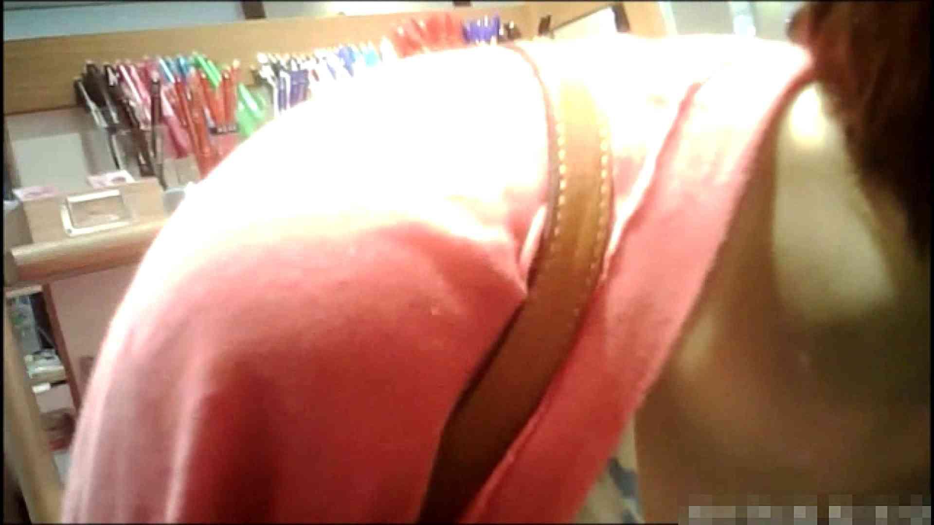NO.1 普段から胸元がゆるい友達【某ファッションビル内の雑貨屋】 友人 | 胸チラ  68連発 64