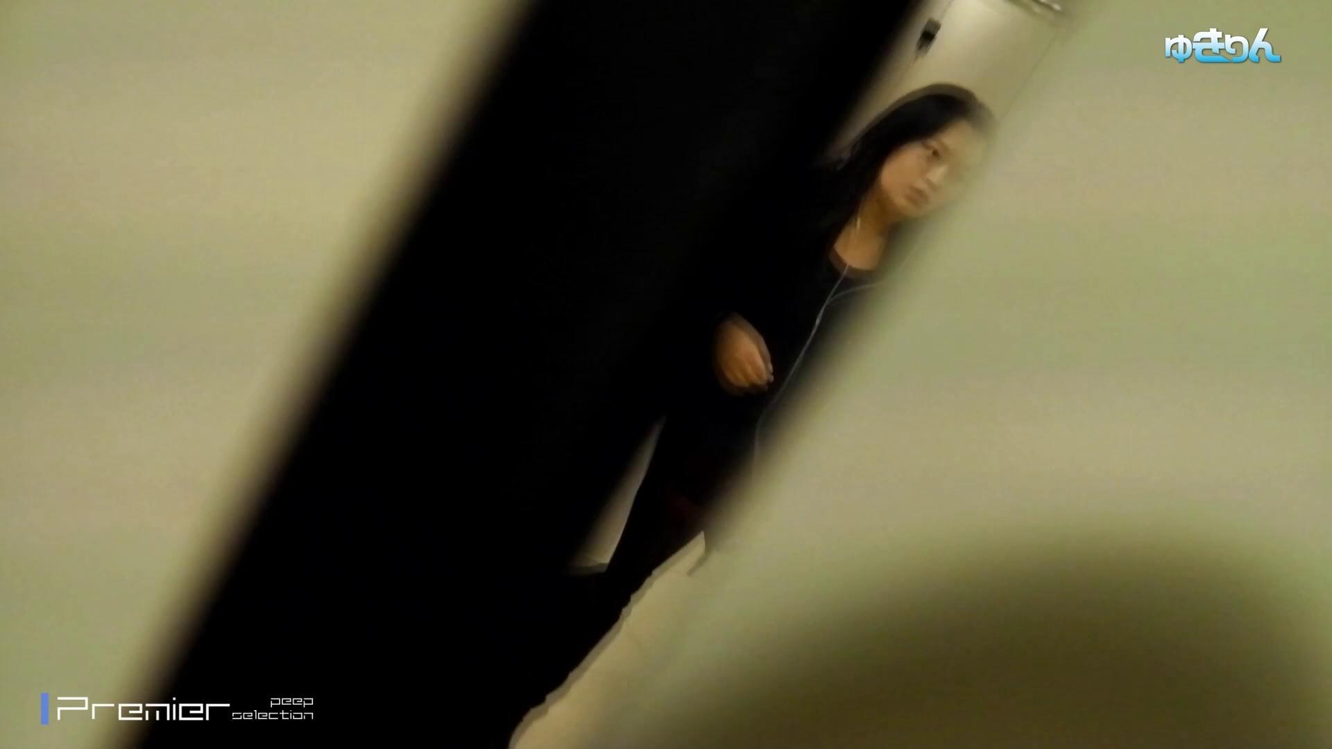 新世界の射窓 No88 必見スニーカーで壁を超える長身!!美女3人 美女達のヌード   洗面所着替え  51連発 2