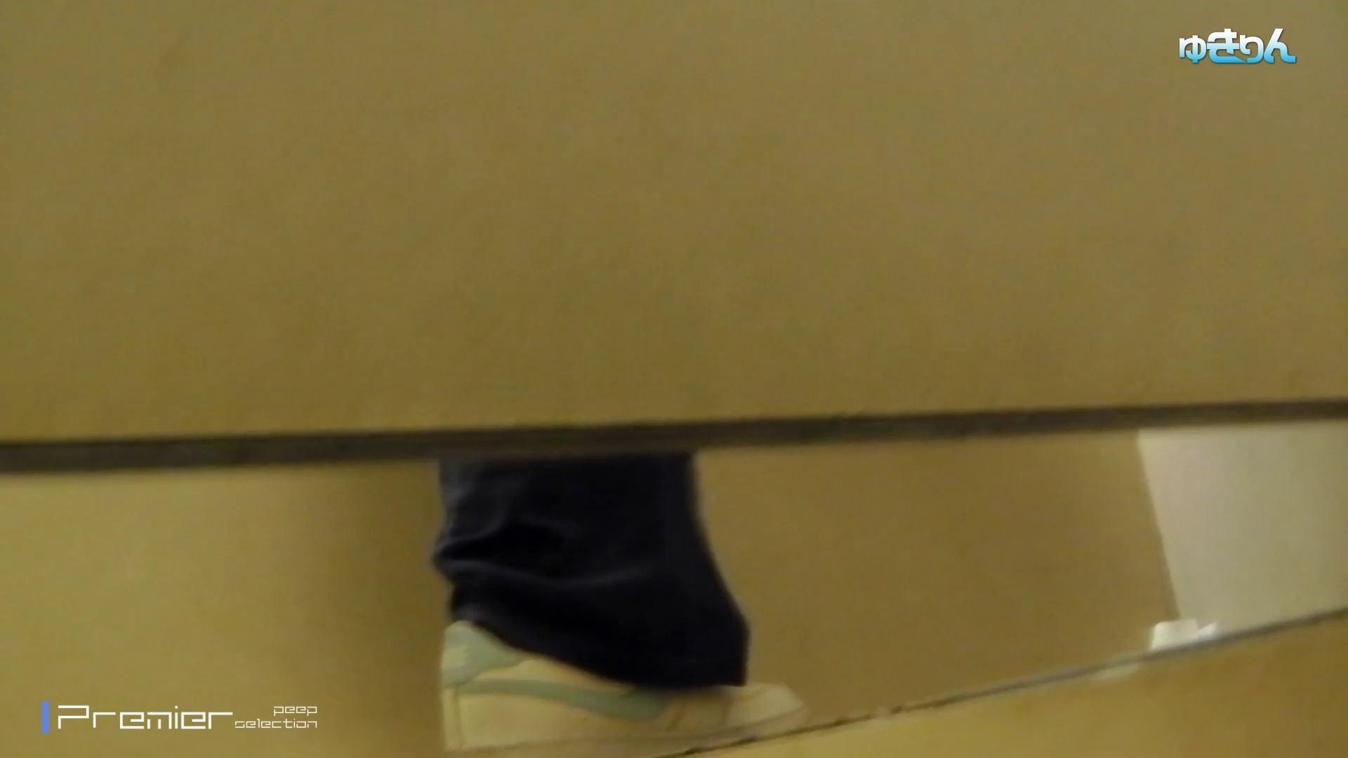 新世界の射窓 No88 必見スニーカーで壁を超える長身!!美女3人 美女達のヌード   洗面所着替え  51連発 6
