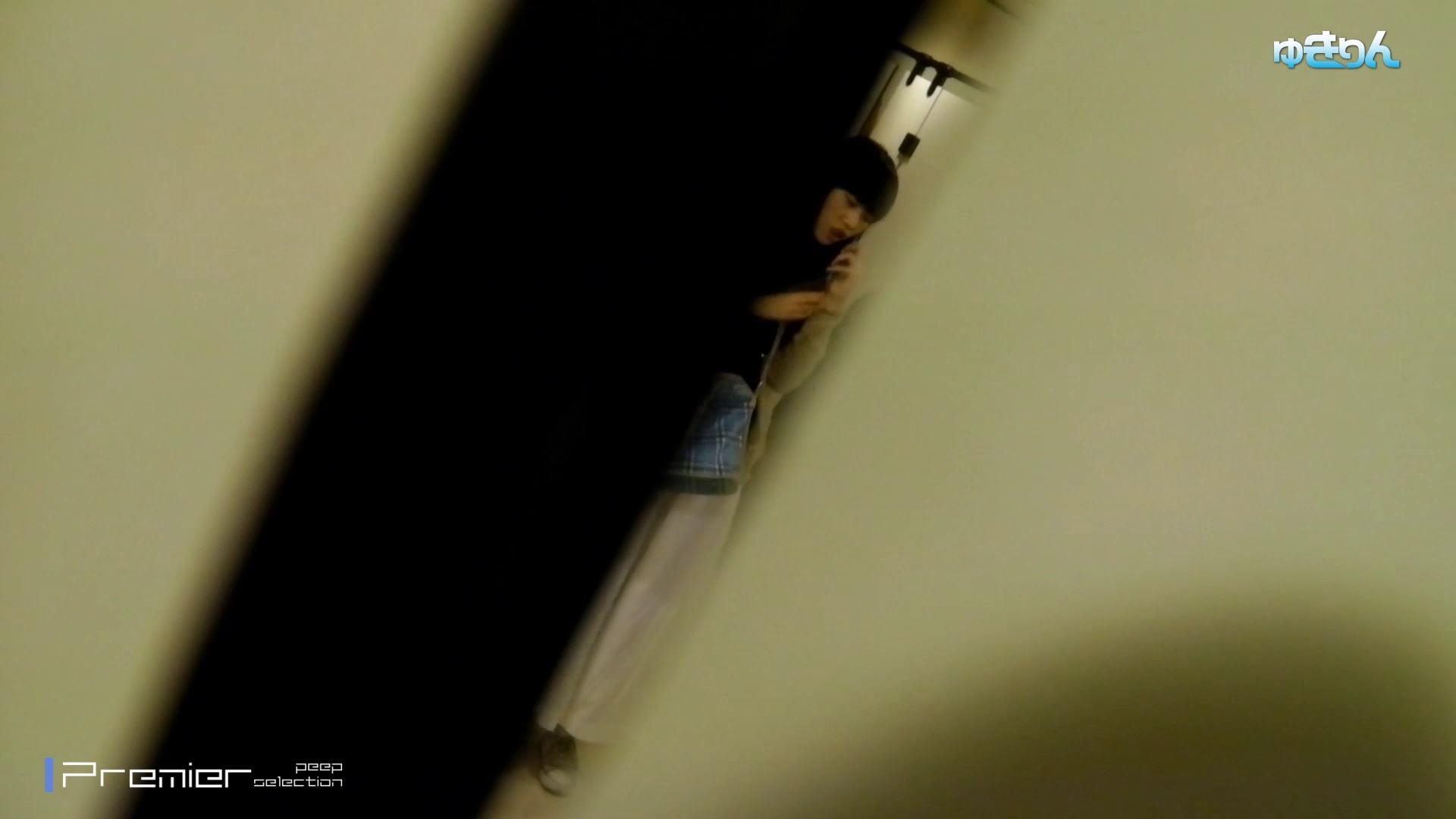 新世界の射窓 No88 必見スニーカーで壁を超える長身!!美女3人 美女達のヌード   洗面所着替え  51連発 11