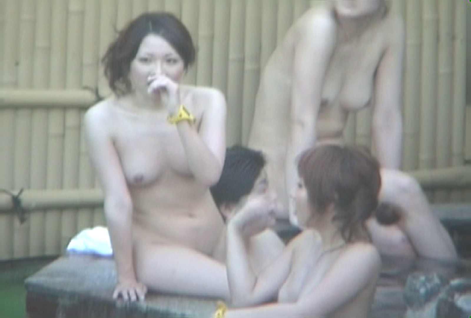 盗撮おまんこ Aquaな露天風呂Vol.153 のぞき本舗 中村屋