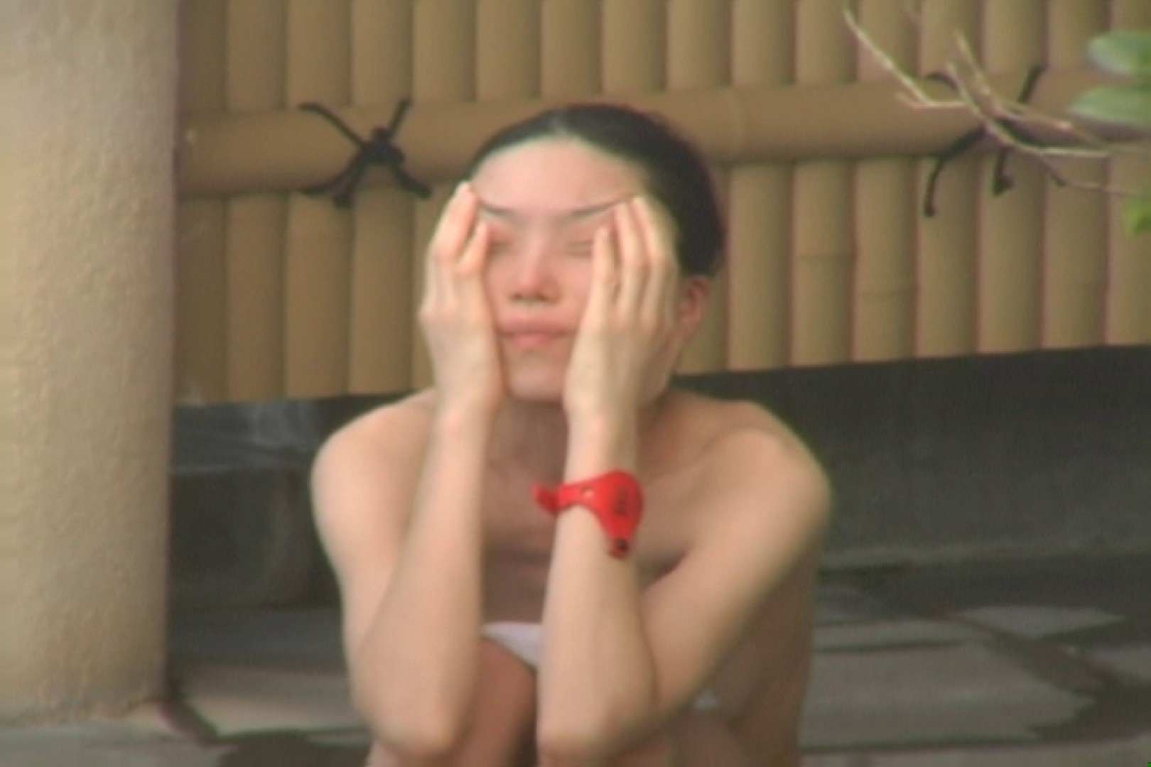 盗撮おまんこ Aquaな露天風呂Vol.577 のぞき本舗 中村屋