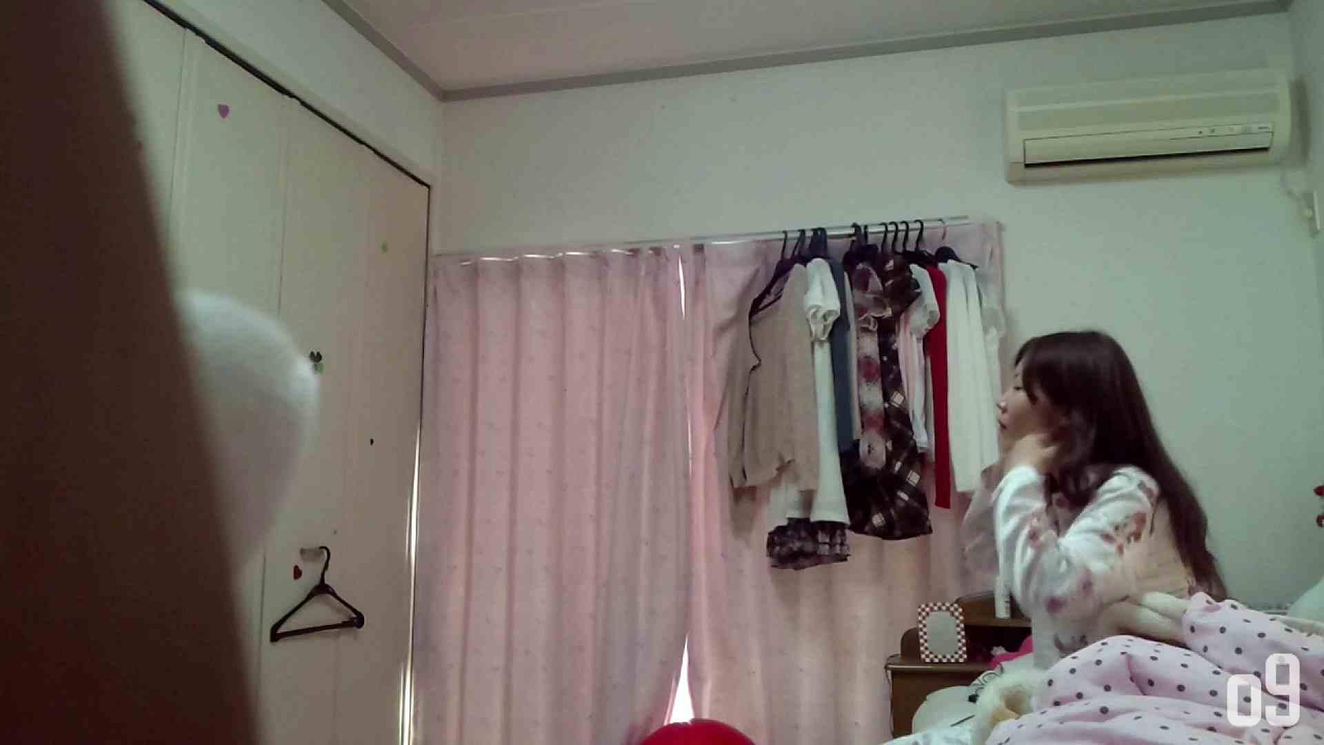 vol.2 瑞希ちゃんの自宅公開!寝起きの着替え・・・ラリルそー 着替え   OL  54連発 4