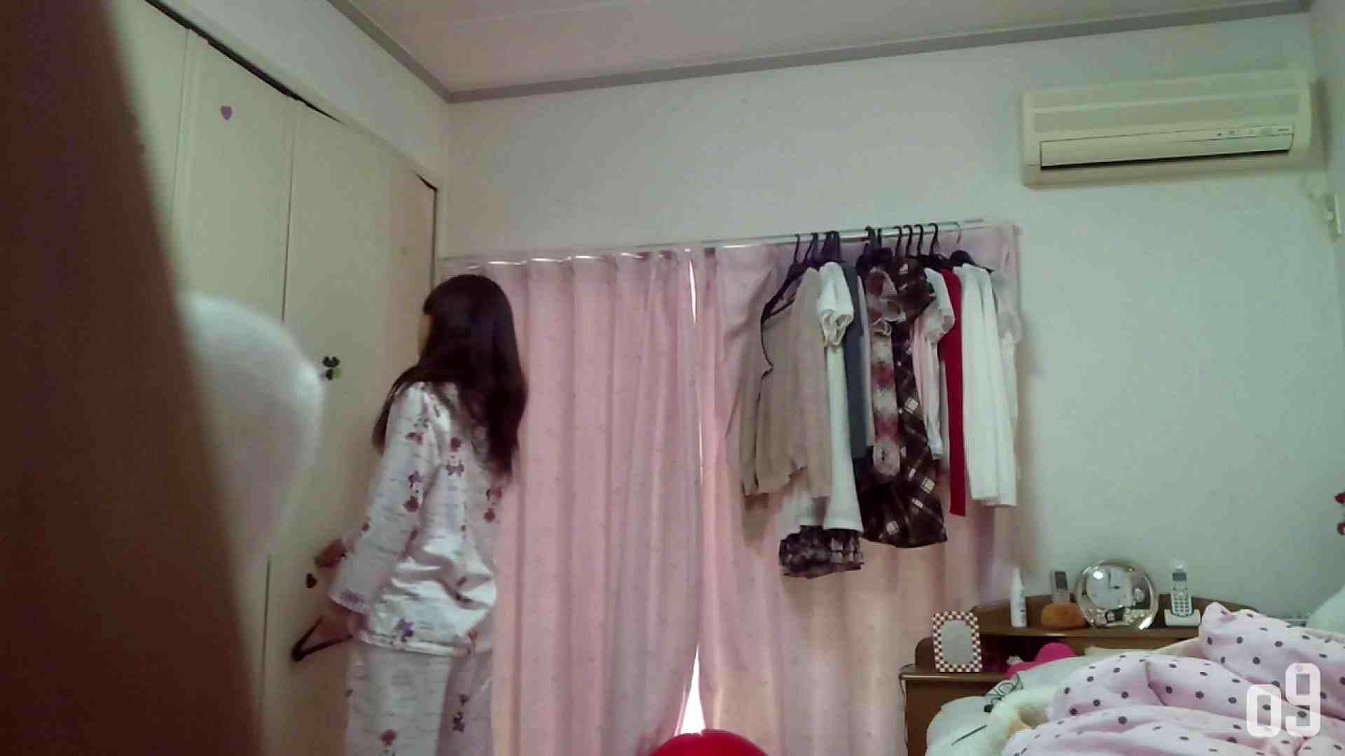 vol.2 瑞希ちゃんの自宅公開!寝起きの着替え・・・ラリルそー 着替え   OL  54連発 8