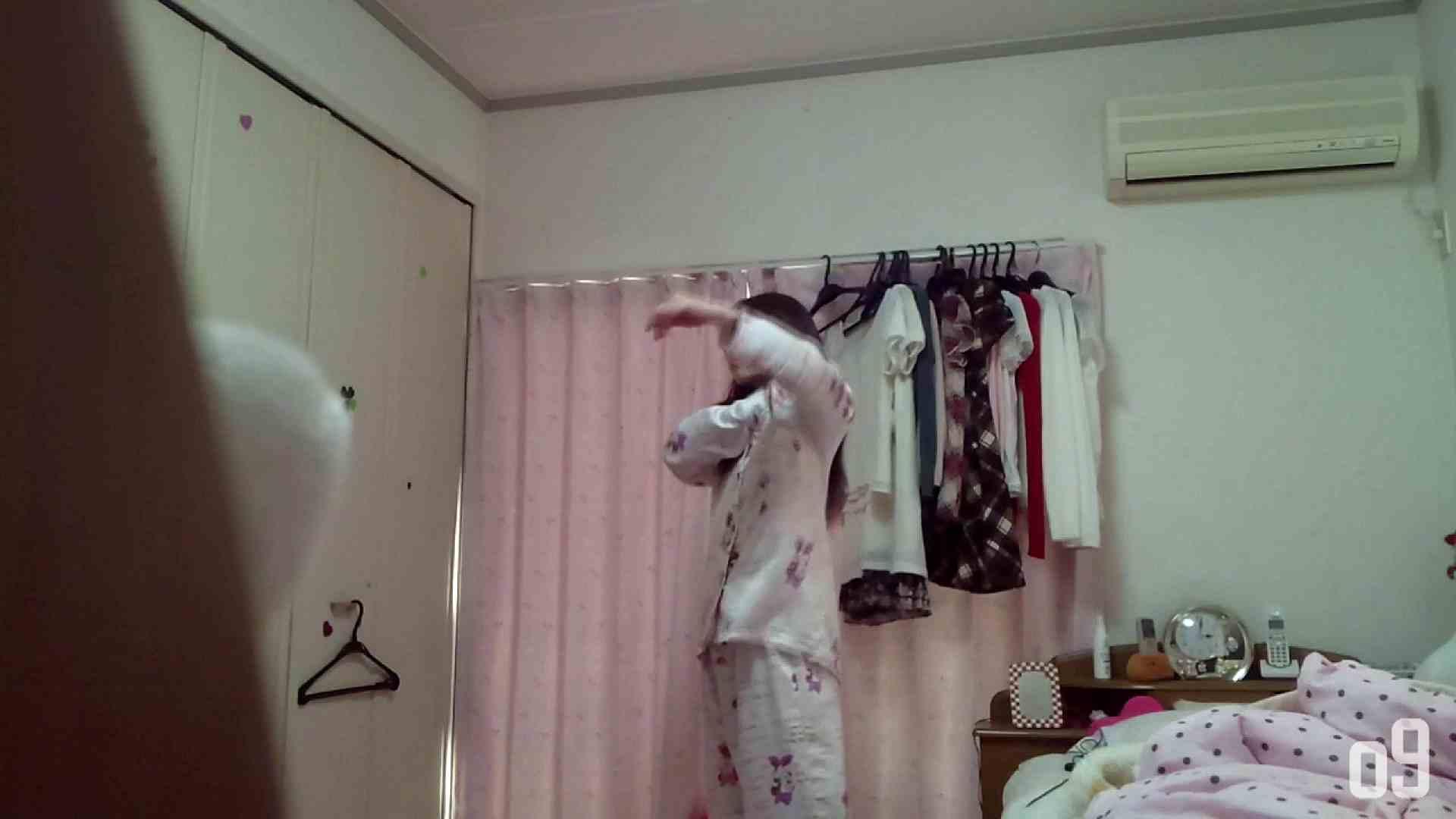 vol.2 瑞希ちゃんの自宅公開!寝起きの着替え・・・ラリルそー 着替え   OL  54連発 14