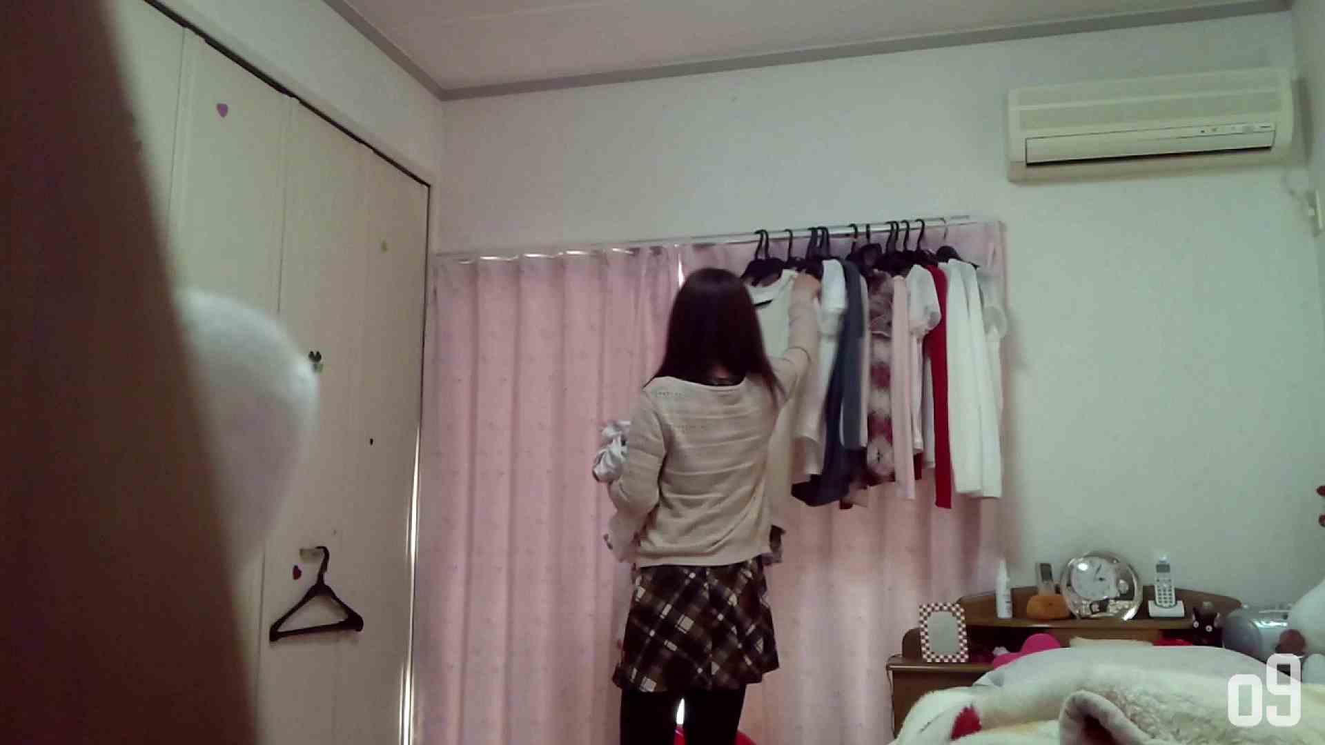 vol.2 瑞希ちゃんの自宅公開!寝起きの着替え・・・ラリルそー 着替え   OL  54連発 51