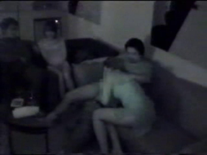 赤外線隠し撮り カップル喫茶 最後は妊婦を皆で堪能 妊婦達のヌード   赤外線  84連発 76