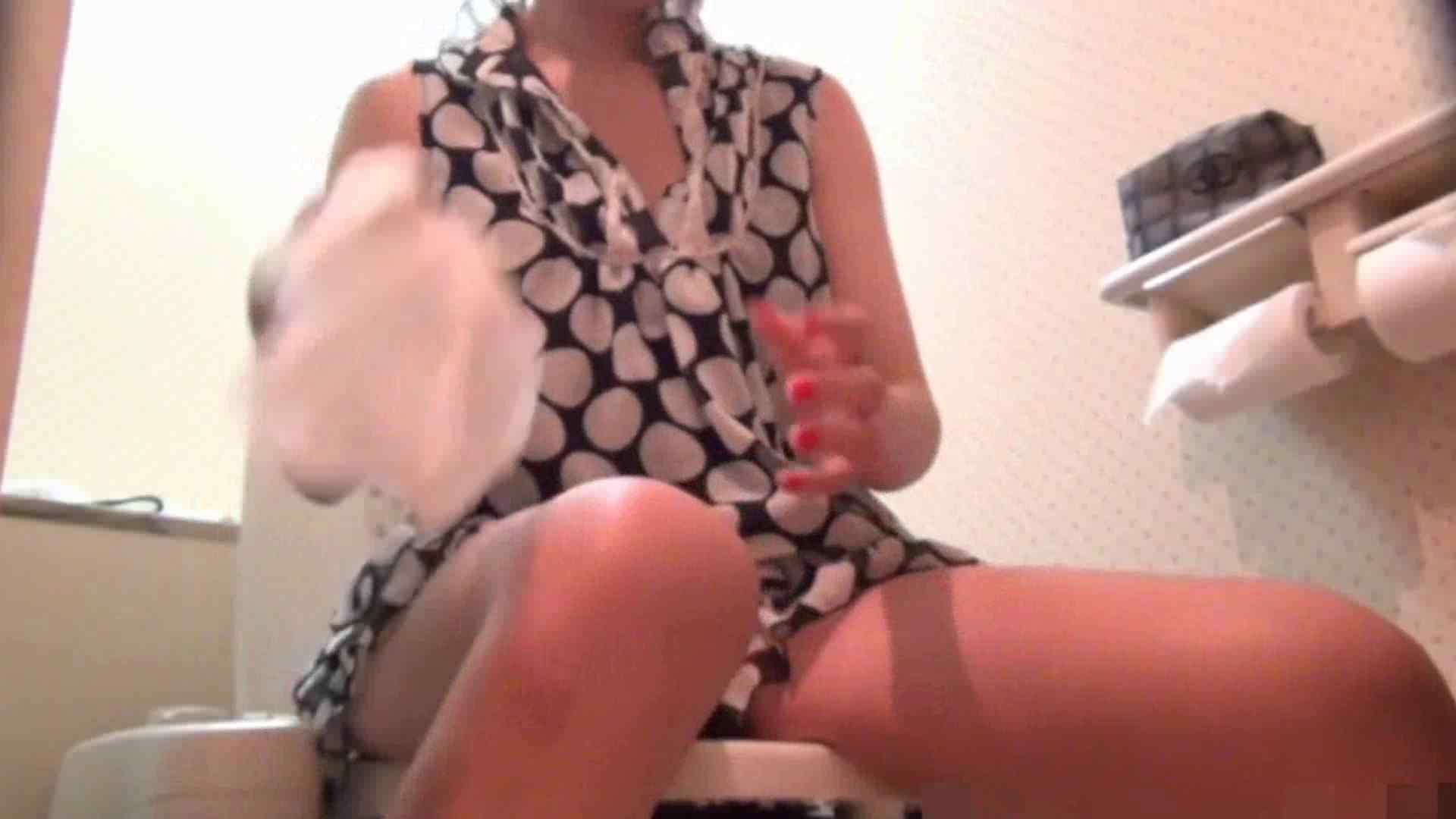変態オナニー劇場 Vol.33 トイレ中 | OL  43連発 41