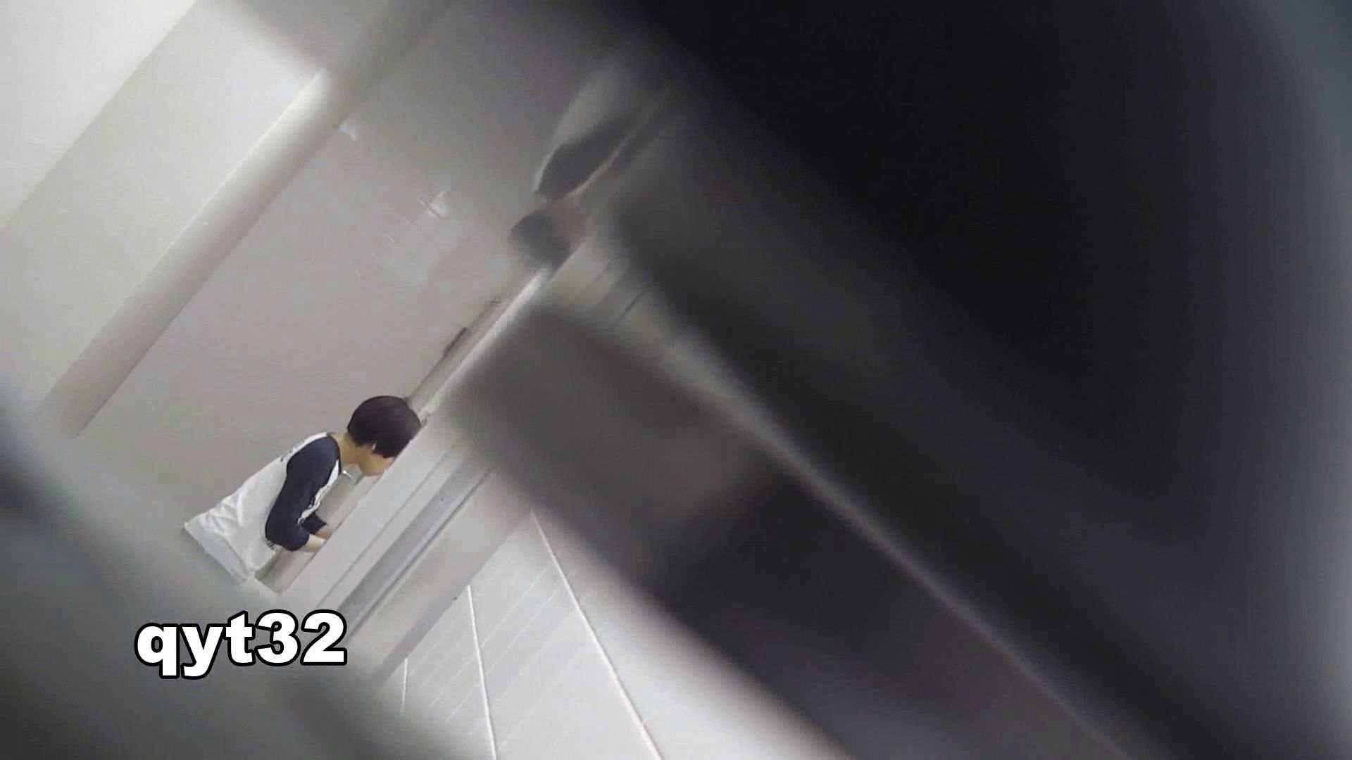 盗撮おまんこ vol.31 命がけ潜伏洗面所! 執念 ピープフォックス(盗撮狐)